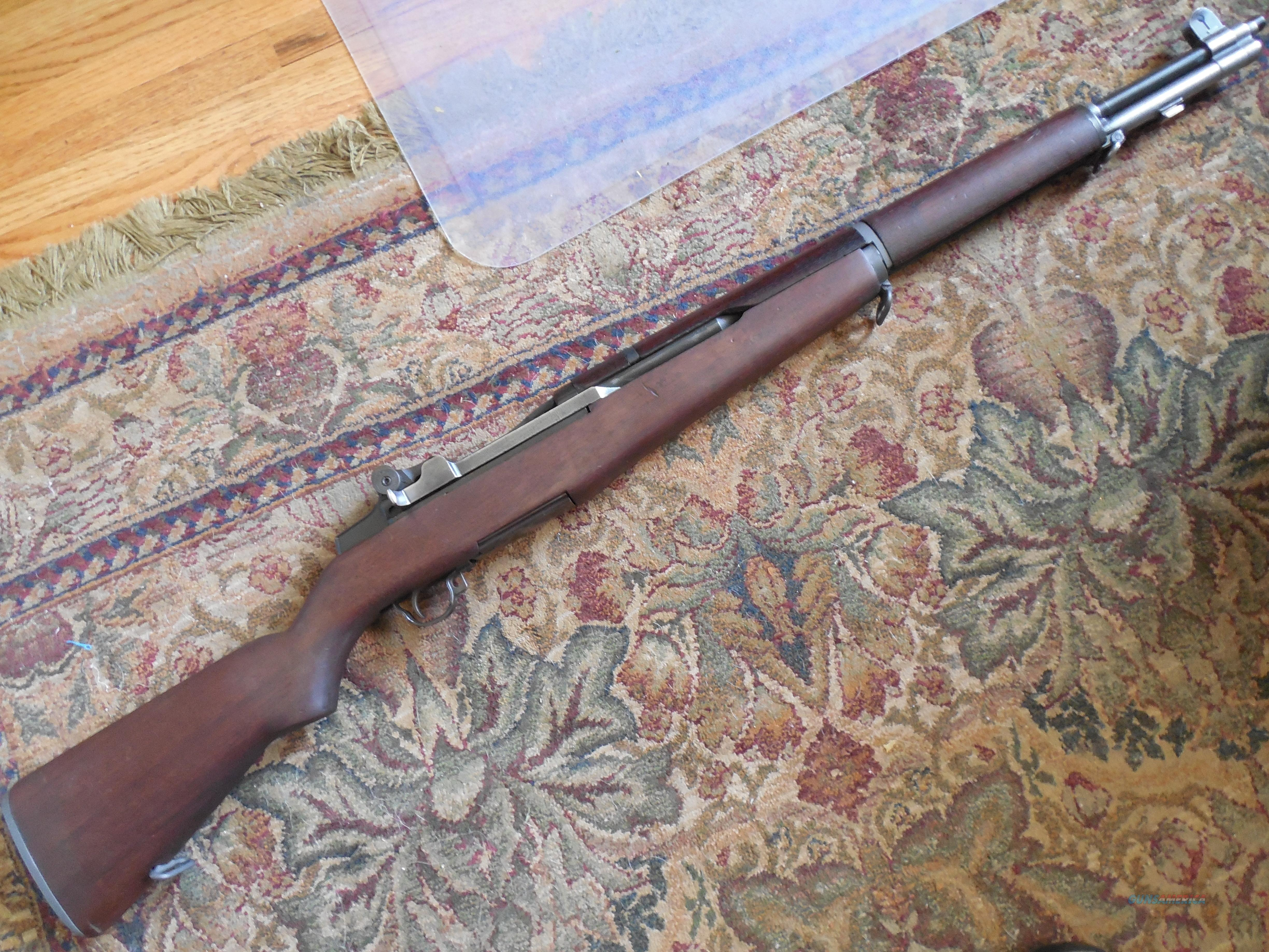 All US, complete, ready for the range  Guns > Rifles > Military Misc. Rifles US > M1 Garand