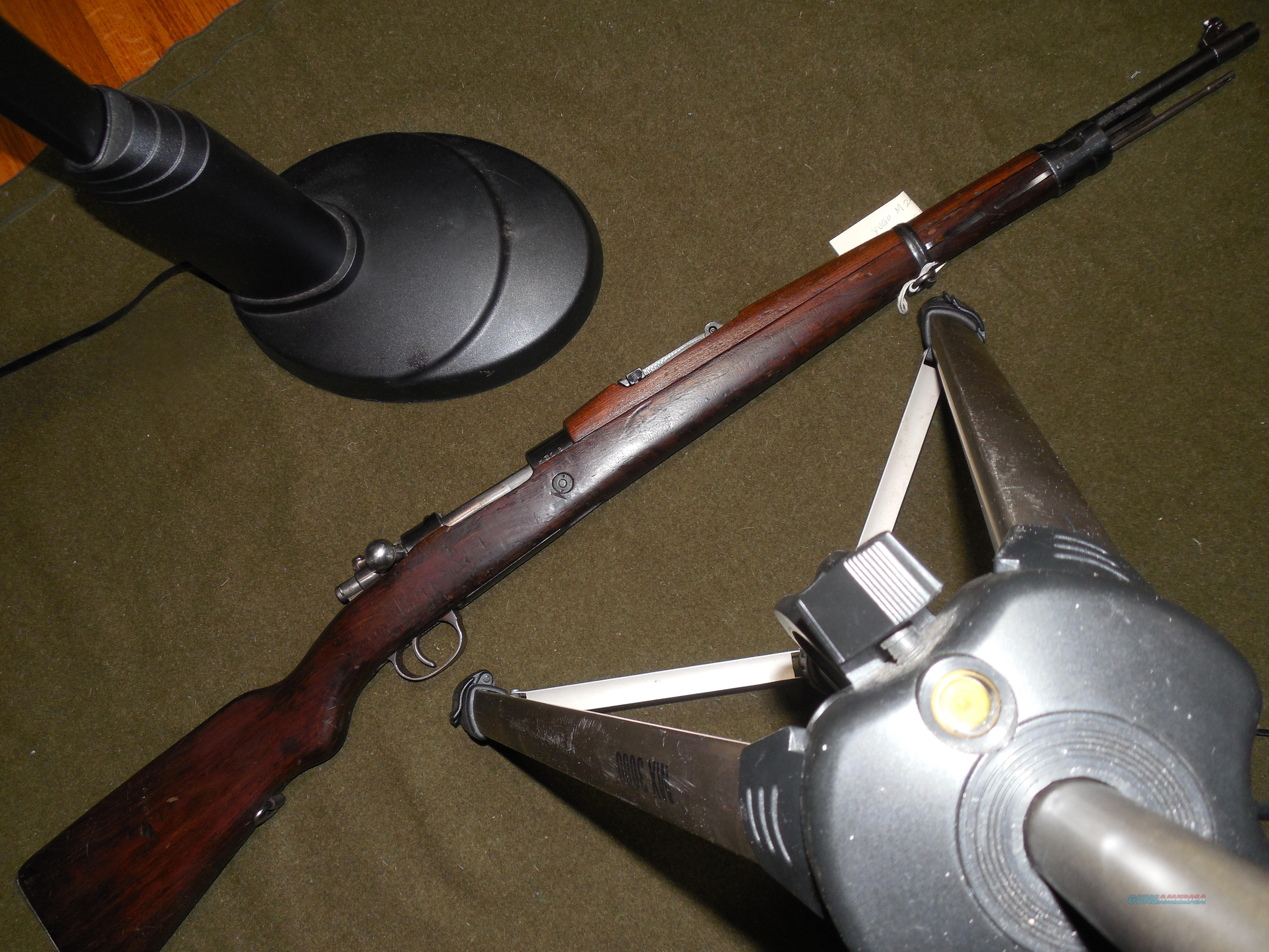 Yugoslav Mauser 8mm  Guns > Rifles > Military Misc. Rifles Non-US > Other