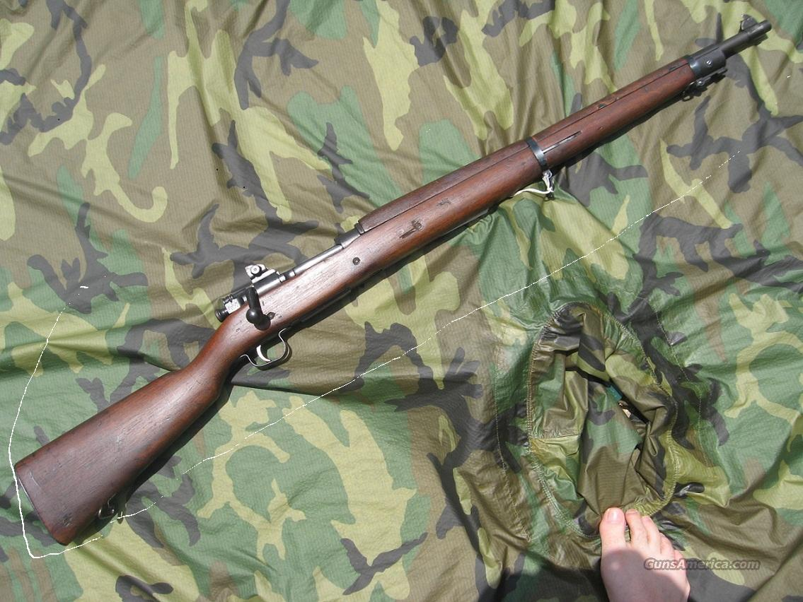 L.C. Smith WWII US Model 03A3  Guns > Rifles > Military Misc. Rifles US > 1903 Springfield/Variants