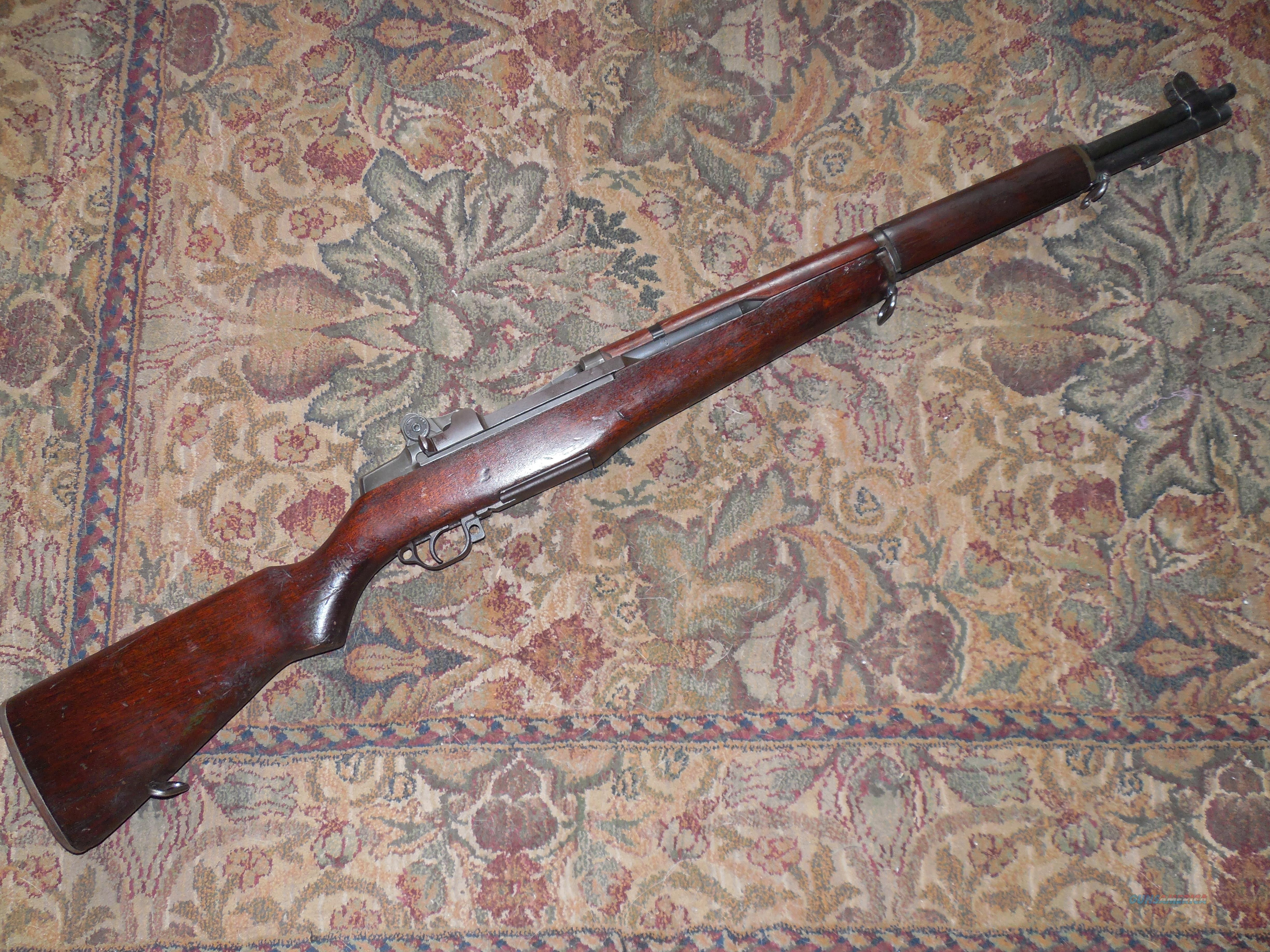 Very good US M1 Rifle, exc. Bore  Guns > Rifles > Military Misc. Rifles US > M1 Garand