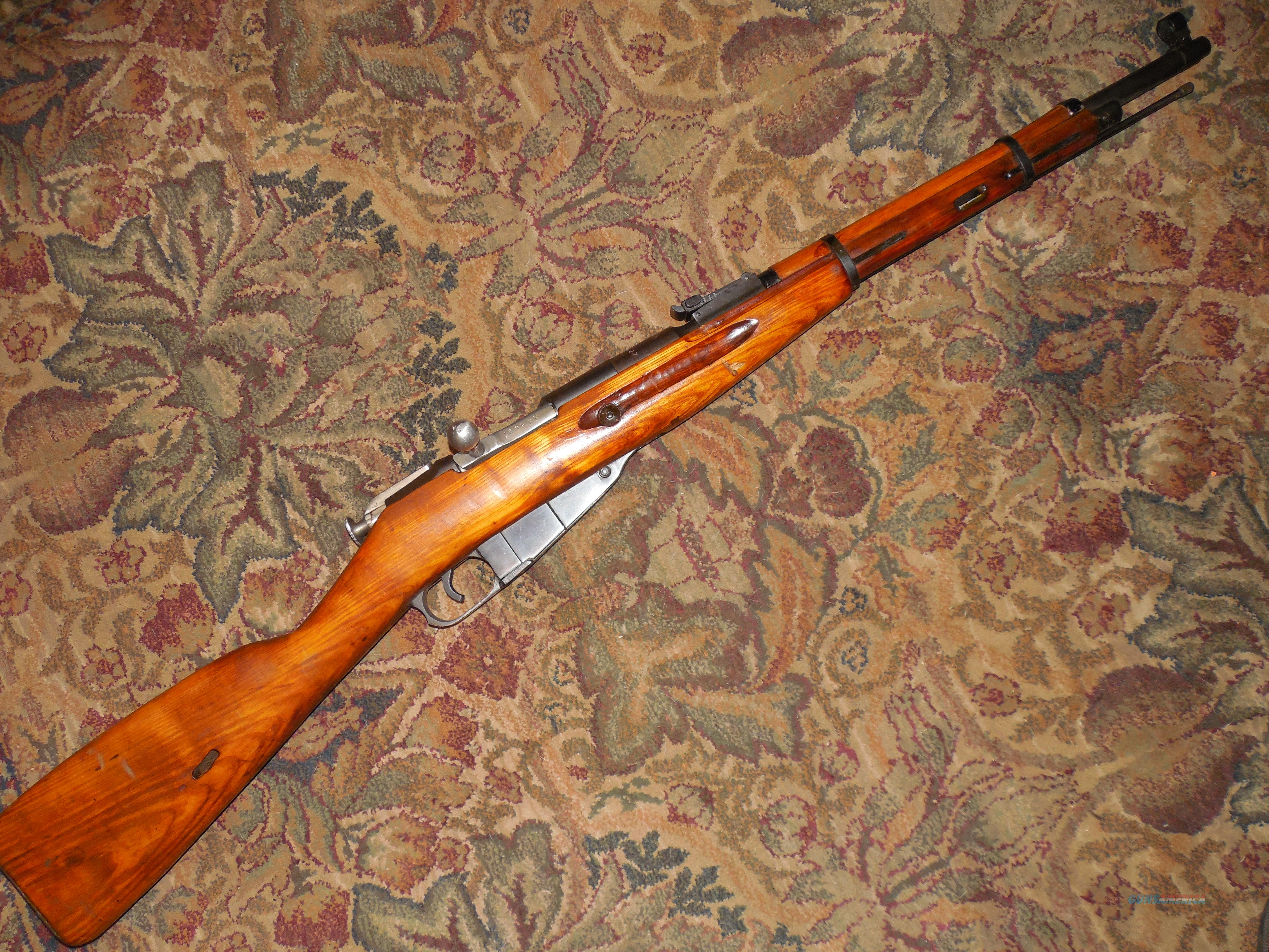 M38 Soviet Carbine WWII  Guns > Rifles > Military Misc. Rifles Non-US > Other