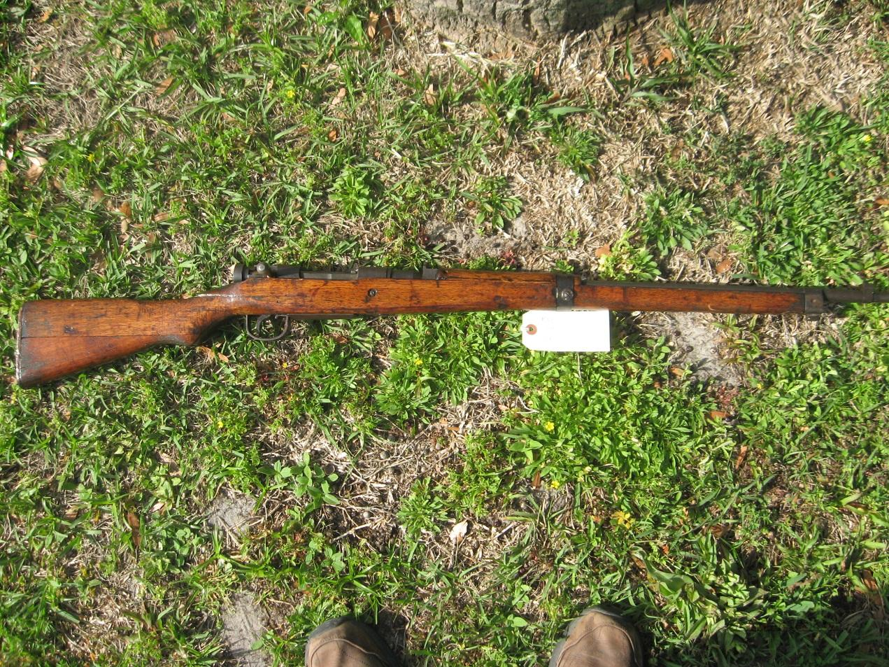 1945 Japanese Arisaka Type 99  Guns > Rifles > Military Misc. Rifles Non-US > Other