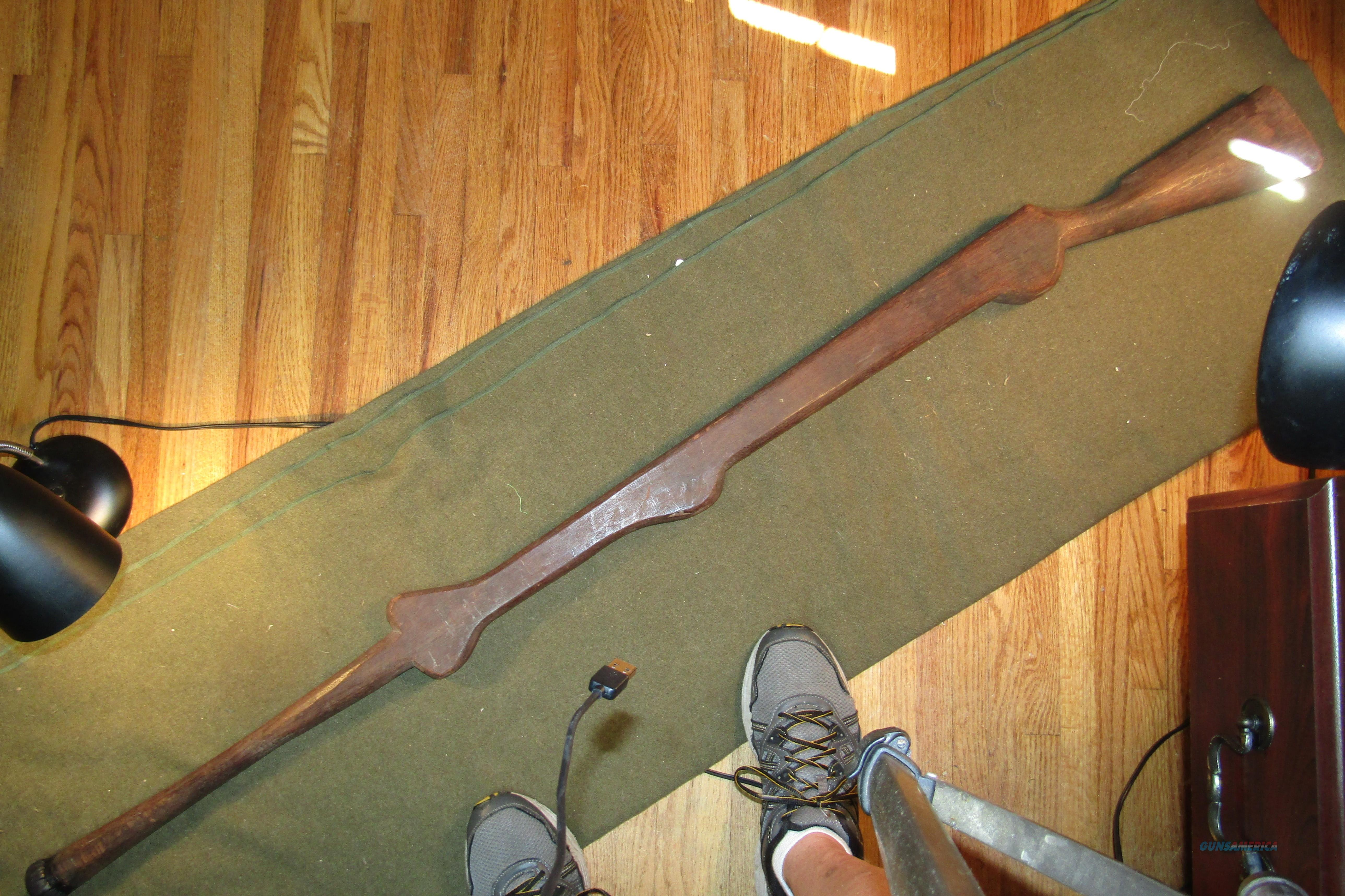 US Model 1914 Fencing Trainer  Guns > Rifles > Military Misc. Rifles US > 1903 Springfield/Variants