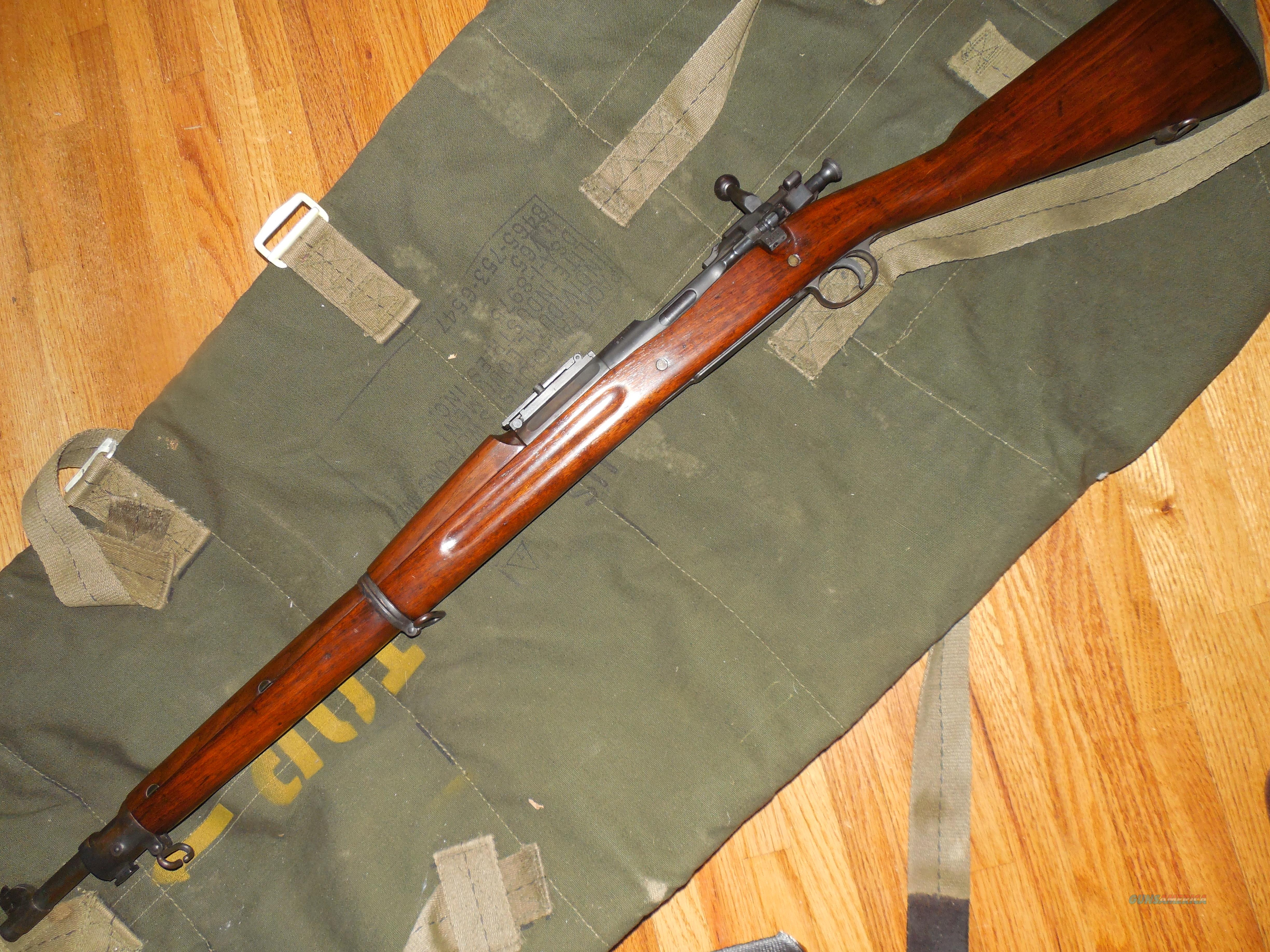 Mk I US 1903, so long a top secret  Guns > Rifles > Military Misc. Rifles US > 1903 Springfield/Variants