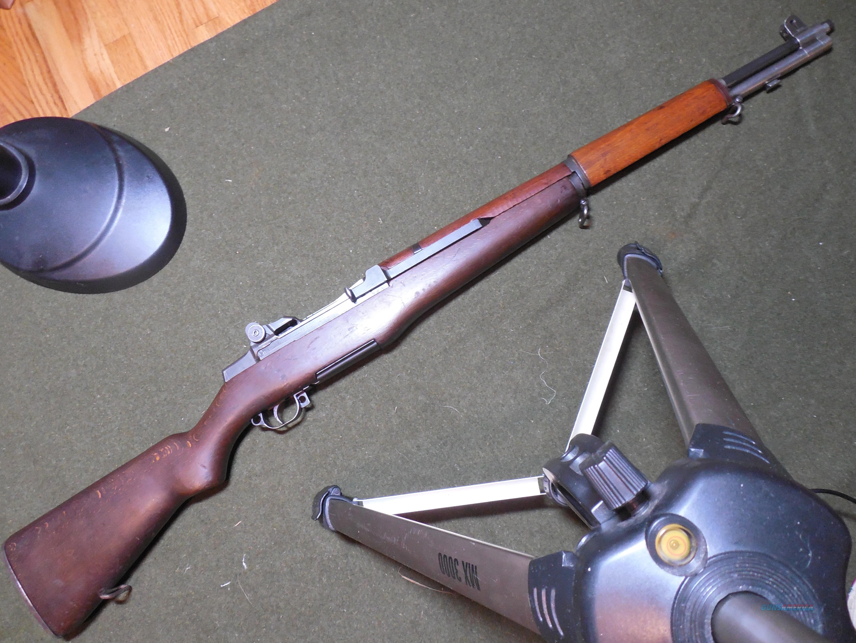 Danish Lend-Lease US M1 Rifle, Danish barrel  Guns > Rifles > Military Misc. Rifles US > M1 Garand