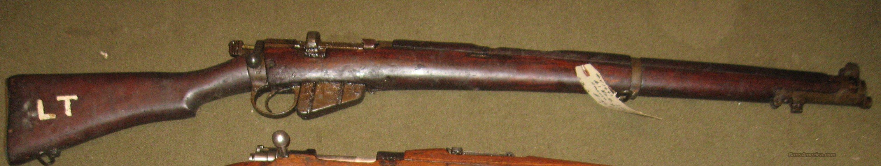 Naval Line Thrower Brit. No.1  Guns > Rifles > Military Misc. Rifles Non-US > Other