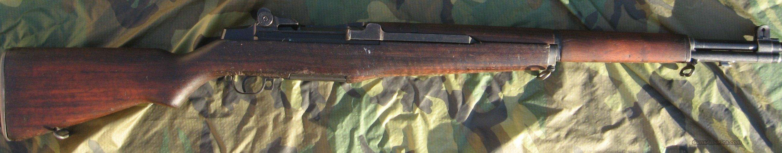 Garand M1 Rifle  Guns > Rifles > Military Misc. Rifles US > M1 Garand