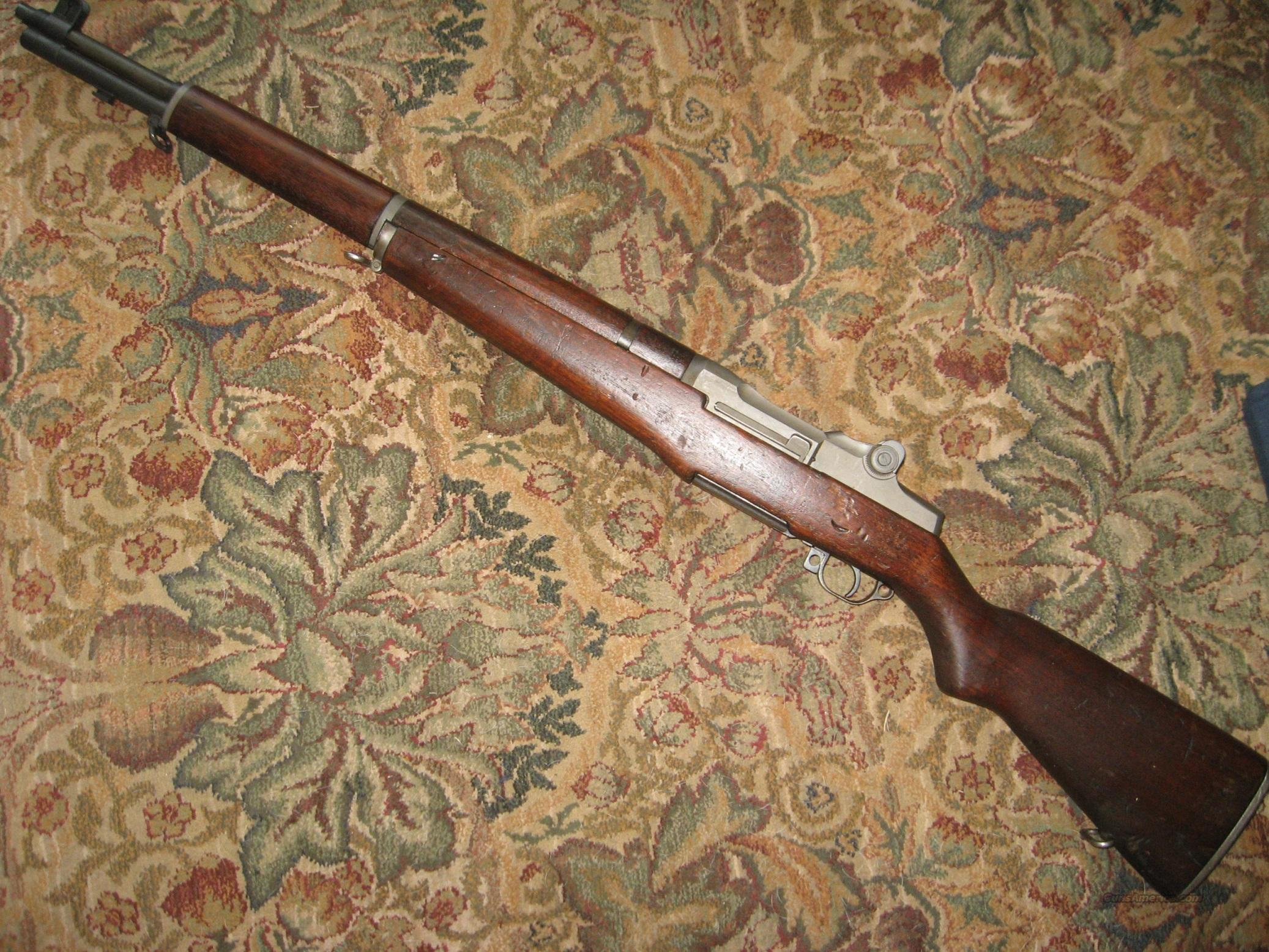 WWII dated M1 Rifle  Guns > Rifles > Military Misc. Rifles US > M1 Garand