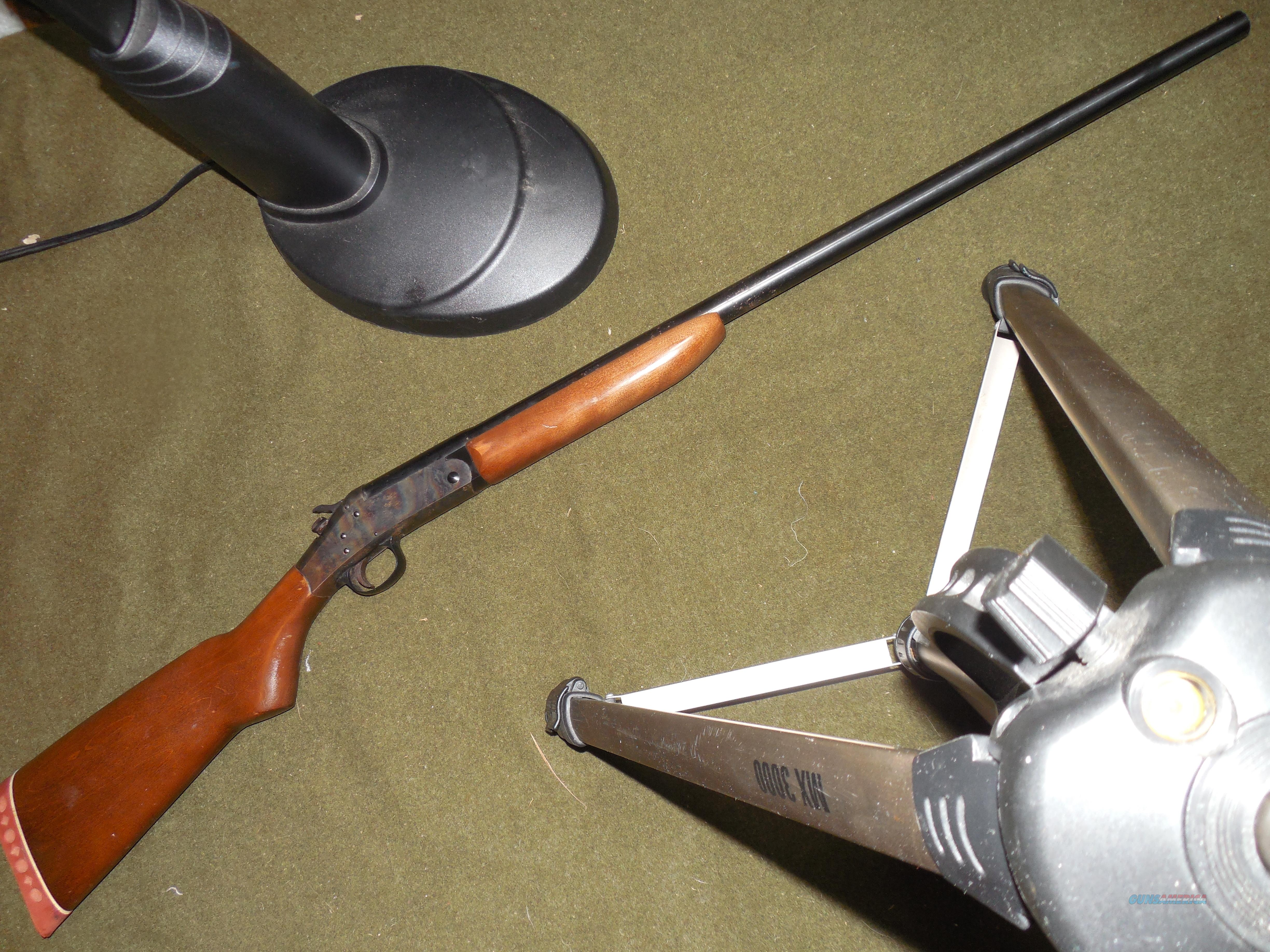 H&R Topper 20ga.   Guns > Shotguns > Harrington & Richardson Shotguns