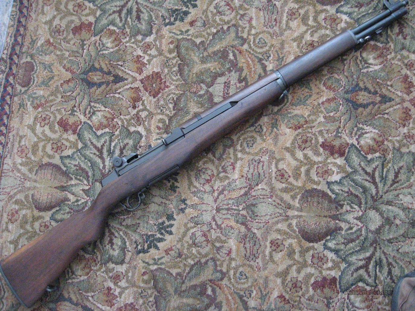 US M1 Rifle complete and functional shooter  Guns > Rifles > Military Misc. Rifles US > M1 Garand