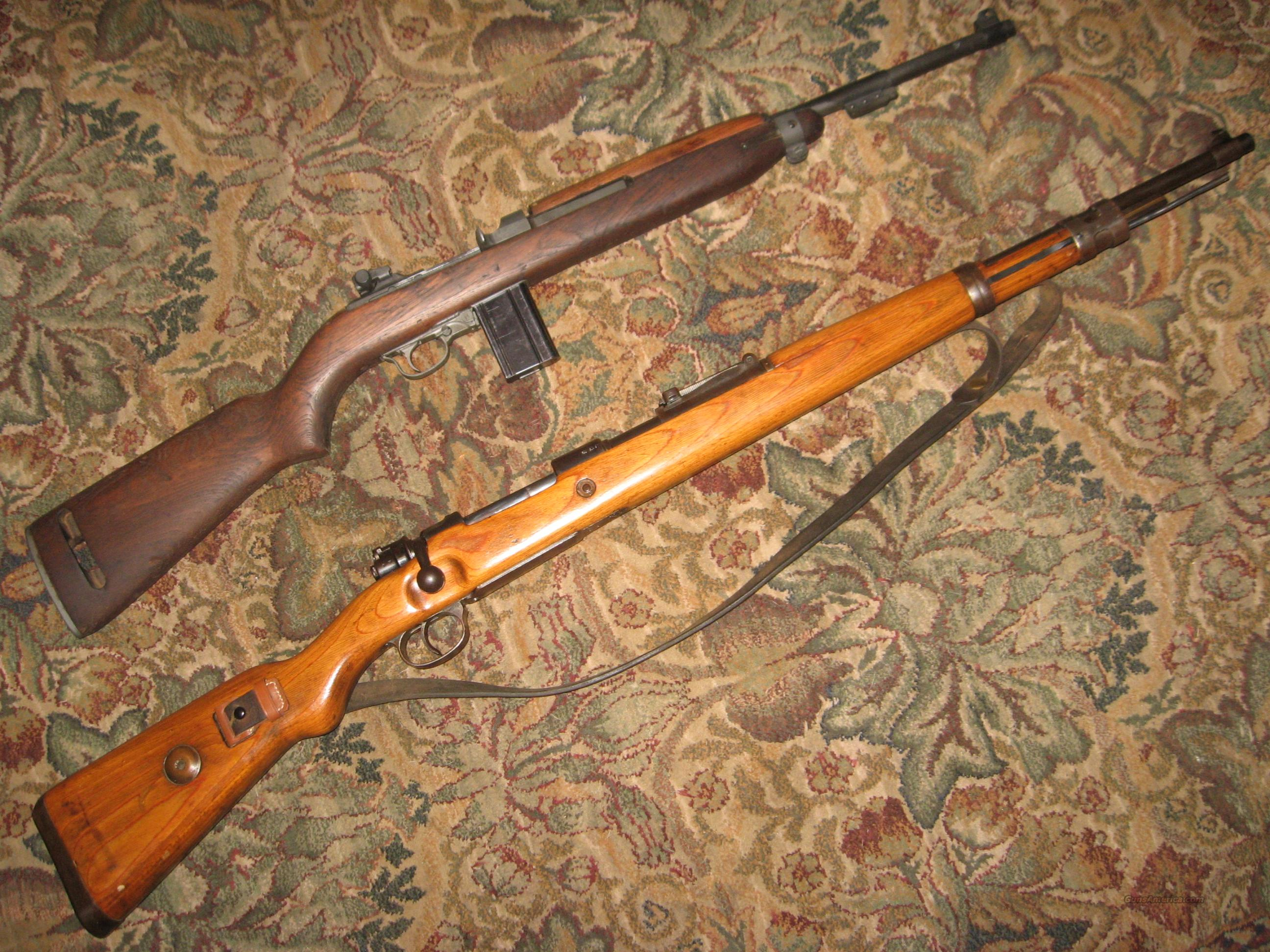 K98k Bring-back WWII Mauser  Guns > Rifles > Military Misc. Rifles Non-US > Other