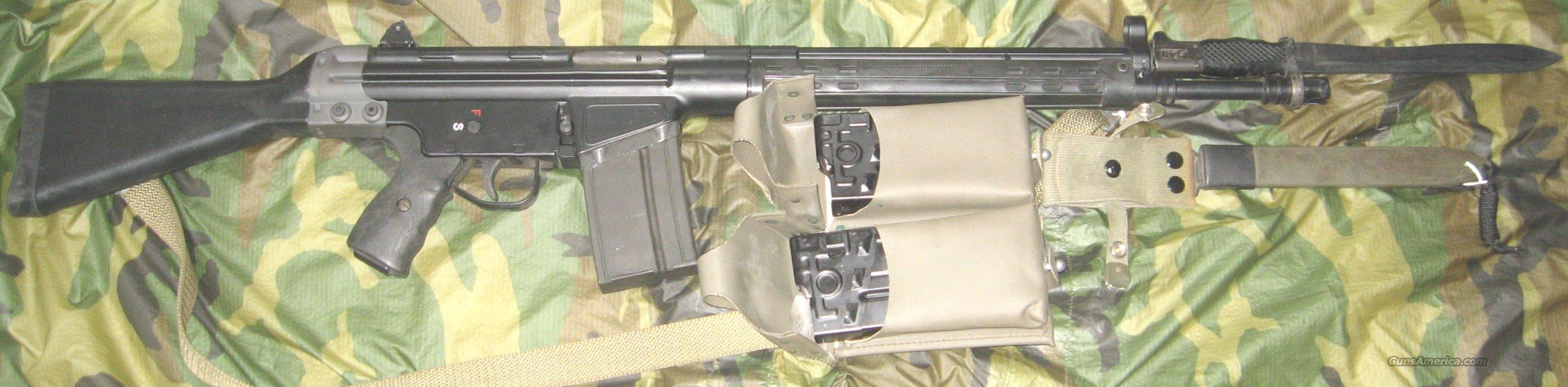 CETME new barrel & accessories  Guns > Rifles > Military Misc. Rifles Non-US > Other