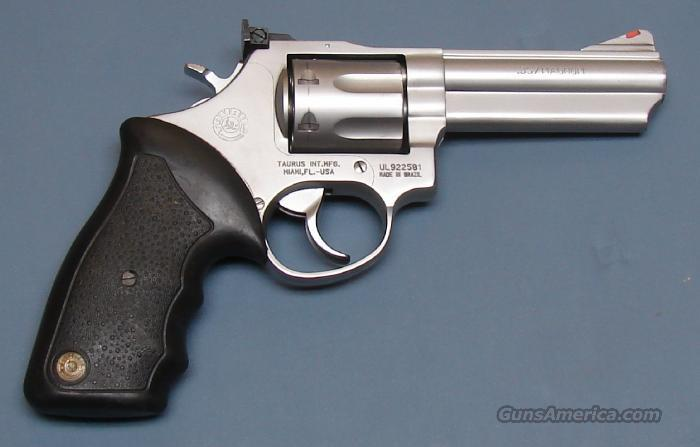 "Taurus Model 66 4"" 7 shot NEW SALE TODAY ONLY 10/8  Guns > Pistols > Taurus Pistols/Revolvers > Revolvers"