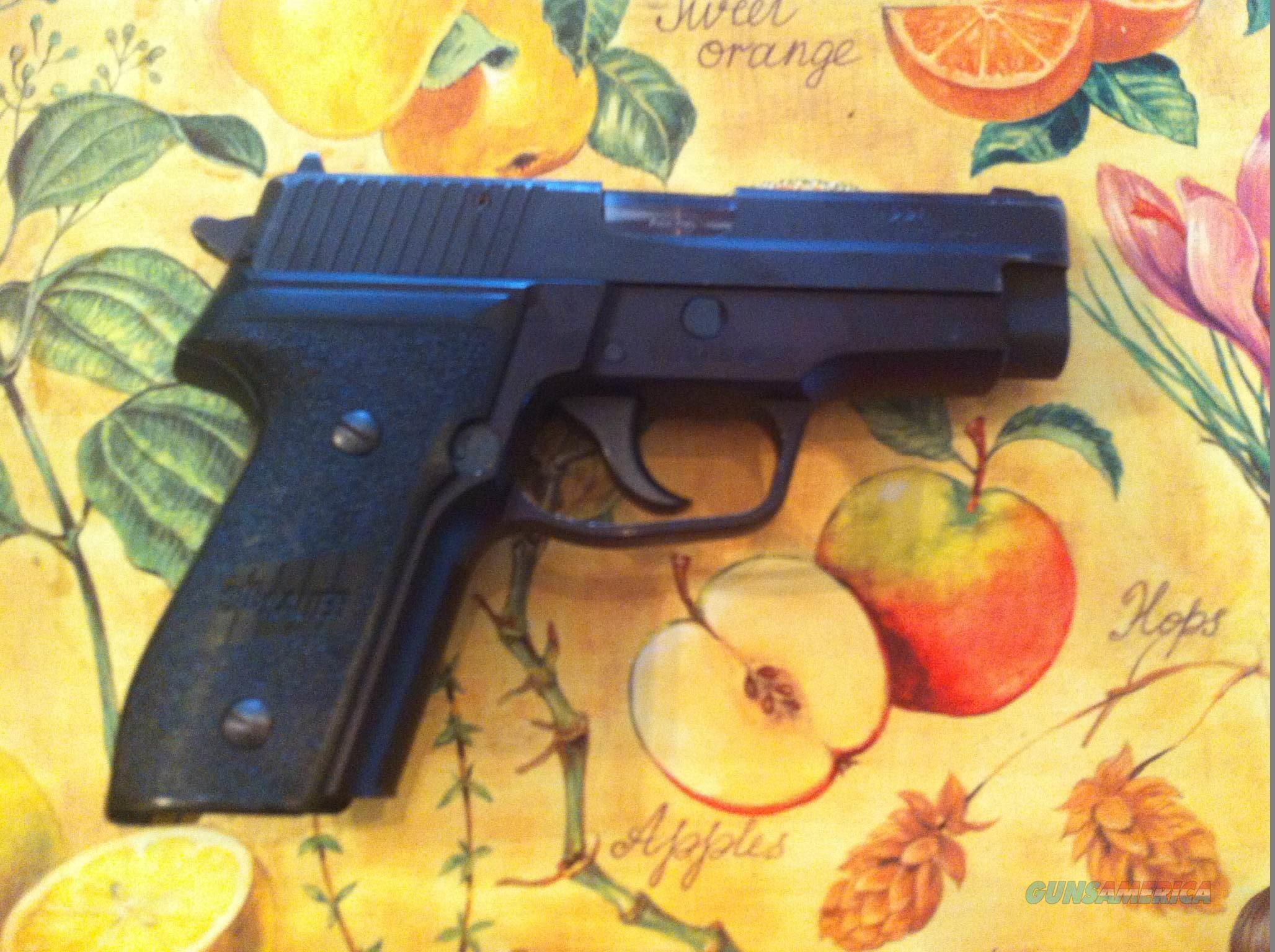 USED MA  West German made P228 9mm  Guns > Pistols > Sig - Sauer/Sigarms Pistols > P228