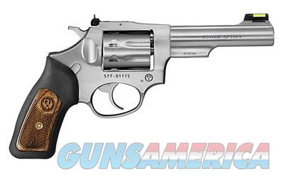 "Ruger SP101 22 LR 4.2"" Stainless 8rds 05765  Guns > Pistols > Ruger Double Action Revolver > SP101 Type"