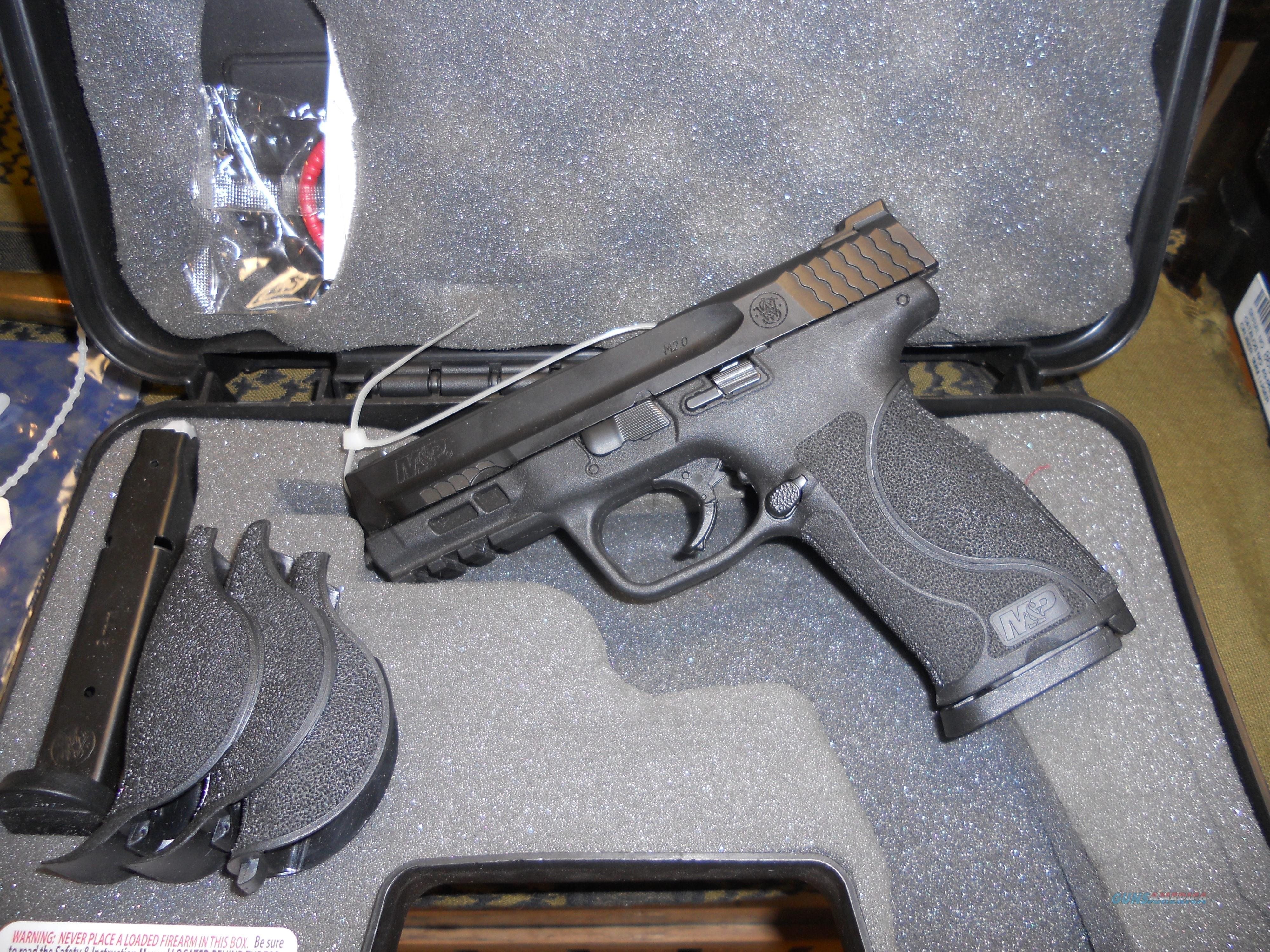 SMITH&WESSON M&P9   Guns > Pistols > Smith & Wesson Pistols - Autos > Polymer Frame