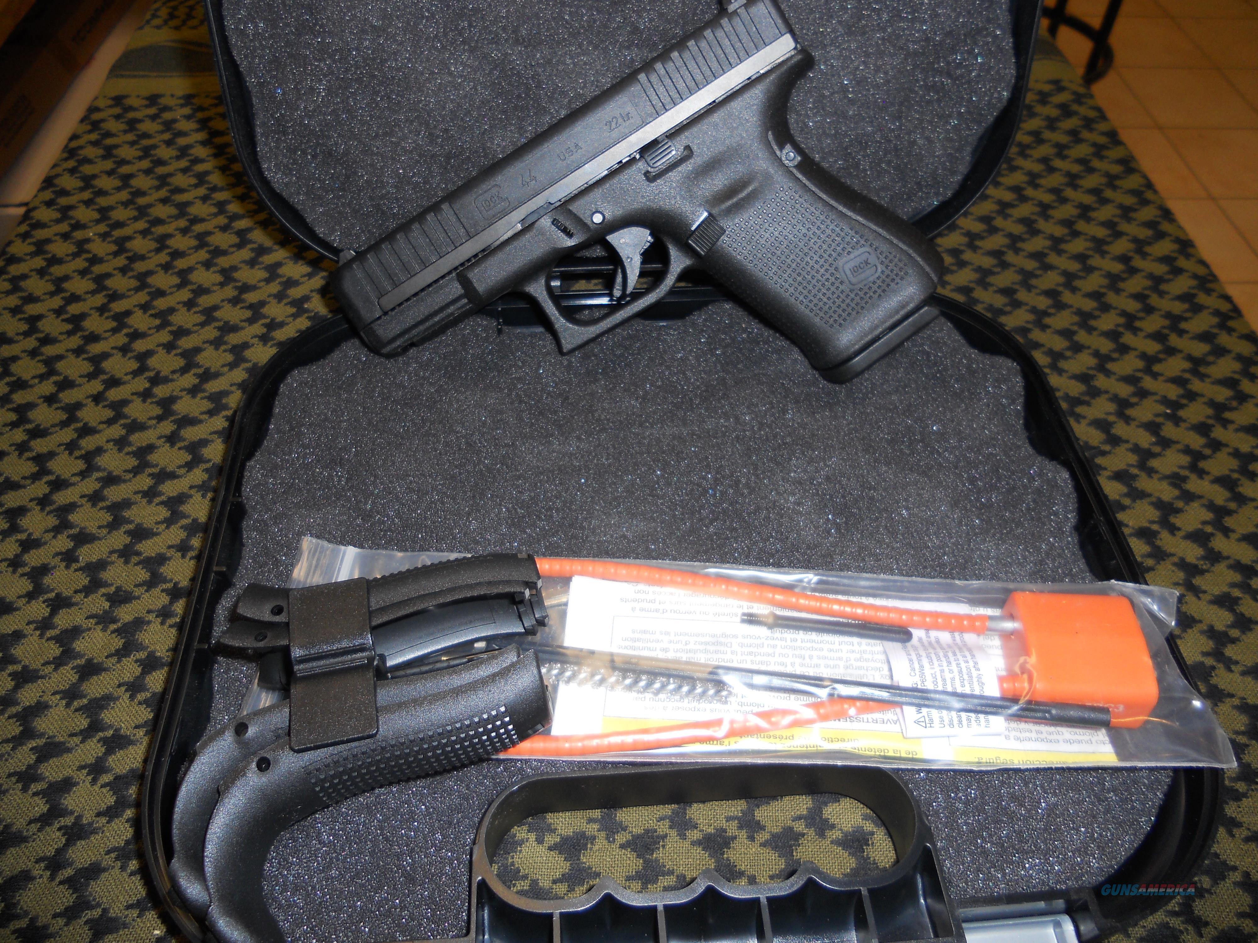 GLOCK G44  Guns > Pistols > Glock Pistols > 44