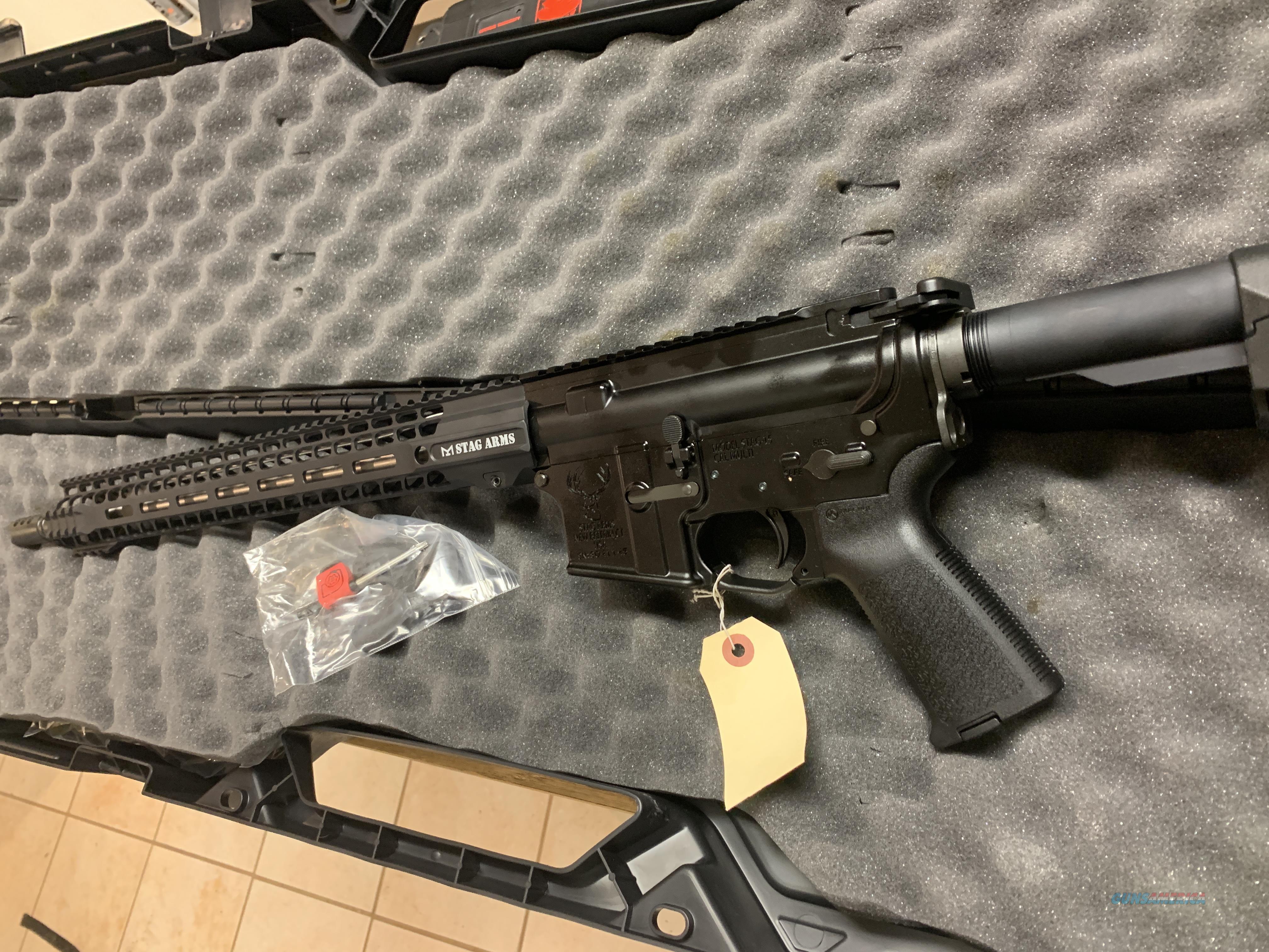 STAG 15 3GUN ELITE  Guns > Rifles > Stag Arms > Complete Rifles