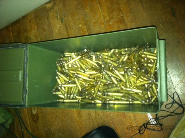 .223 brass 443 pieces  Non-Guns > Reloading > Components > Brass