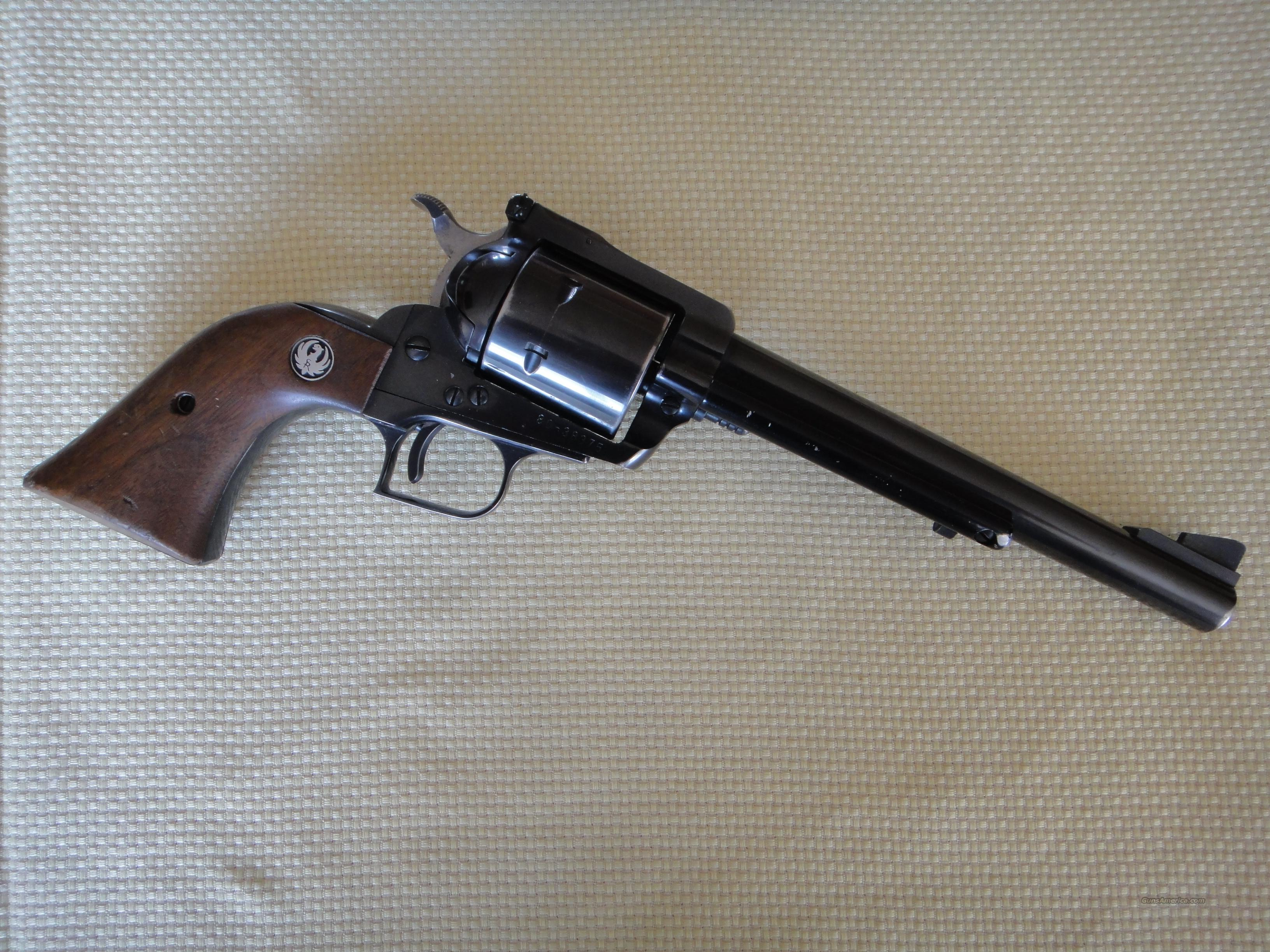 Ruger Super Blackhawk, 3 Screw .44 Mag.  Guns > Pistols > Ruger Single Action Revolvers > Blackhawk Type
