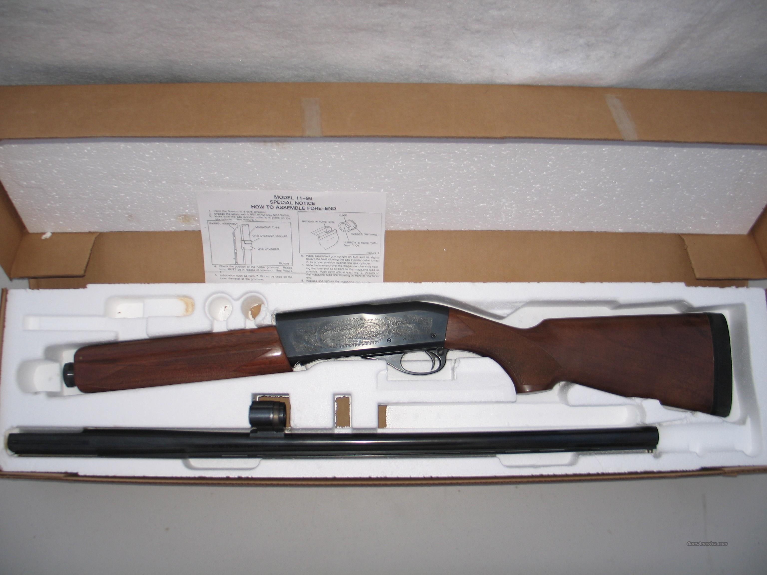 "Remington Model 1196 Euro 12 ga. 26""  Guns > Shotguns > Remington Shotguns  > Autoloaders > Hunting"