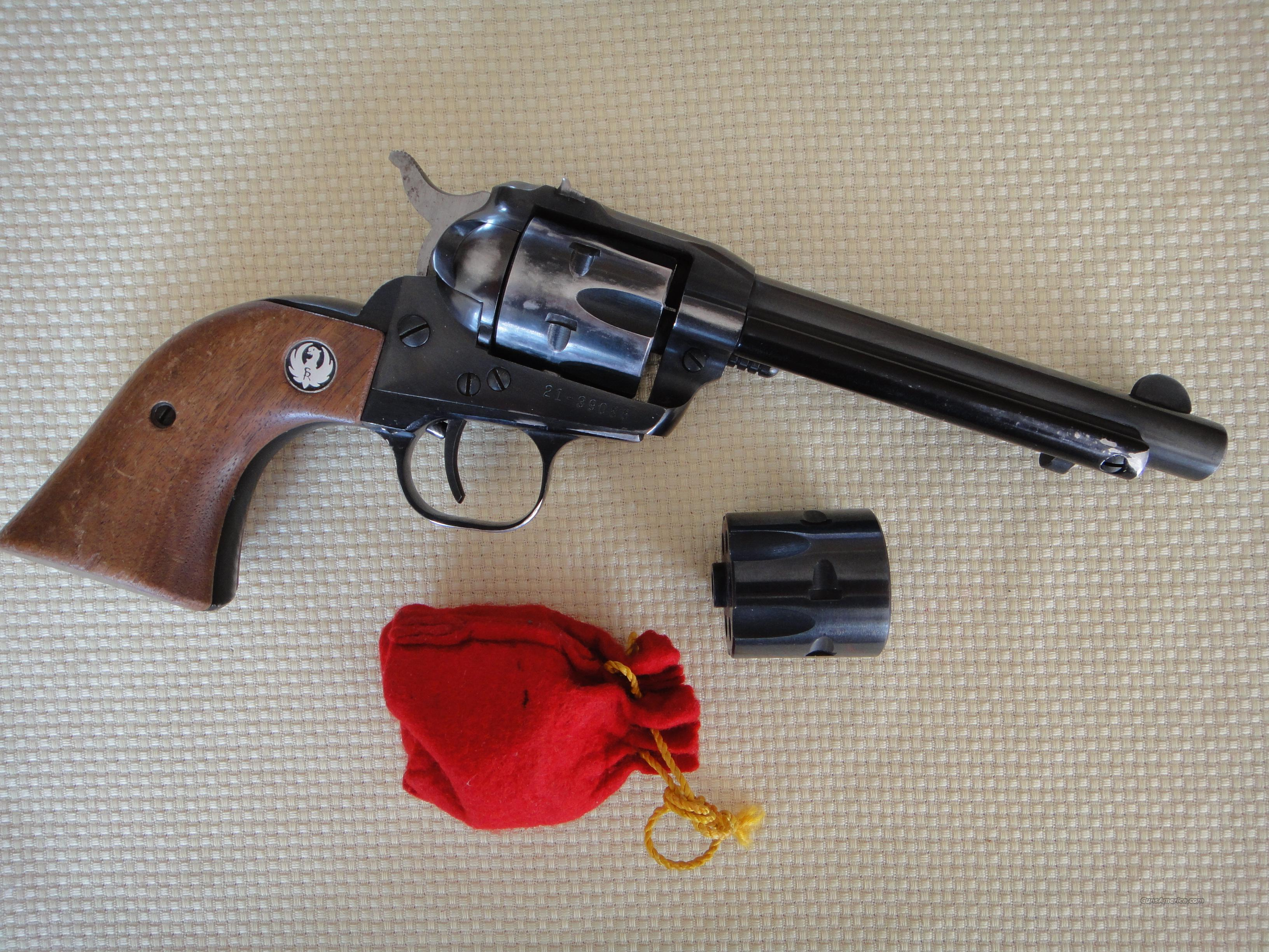 Ruger Single Six Convertible .22lr/.22WMR  Guns > Pistols > Ruger Single Action Revolvers > Single Six Type