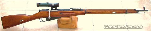 Mosin 91/30 Sniper Version***SOLD  Guns > Rifles > Mosin-Nagant Rifles/Carbines