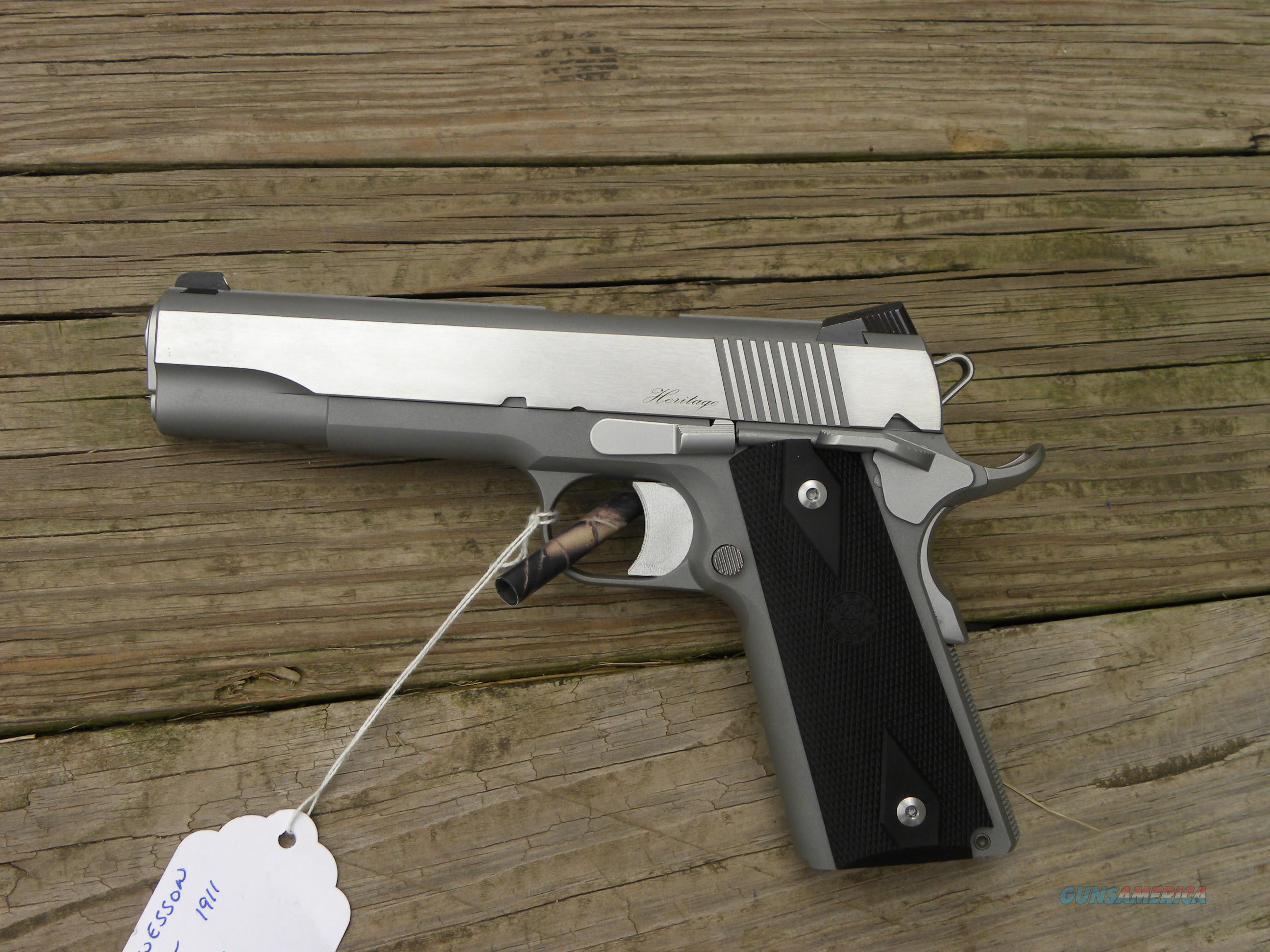 CZ Dan Wesson RZ-45 Heritage 1911  Guns > Pistols > CZ Pistols