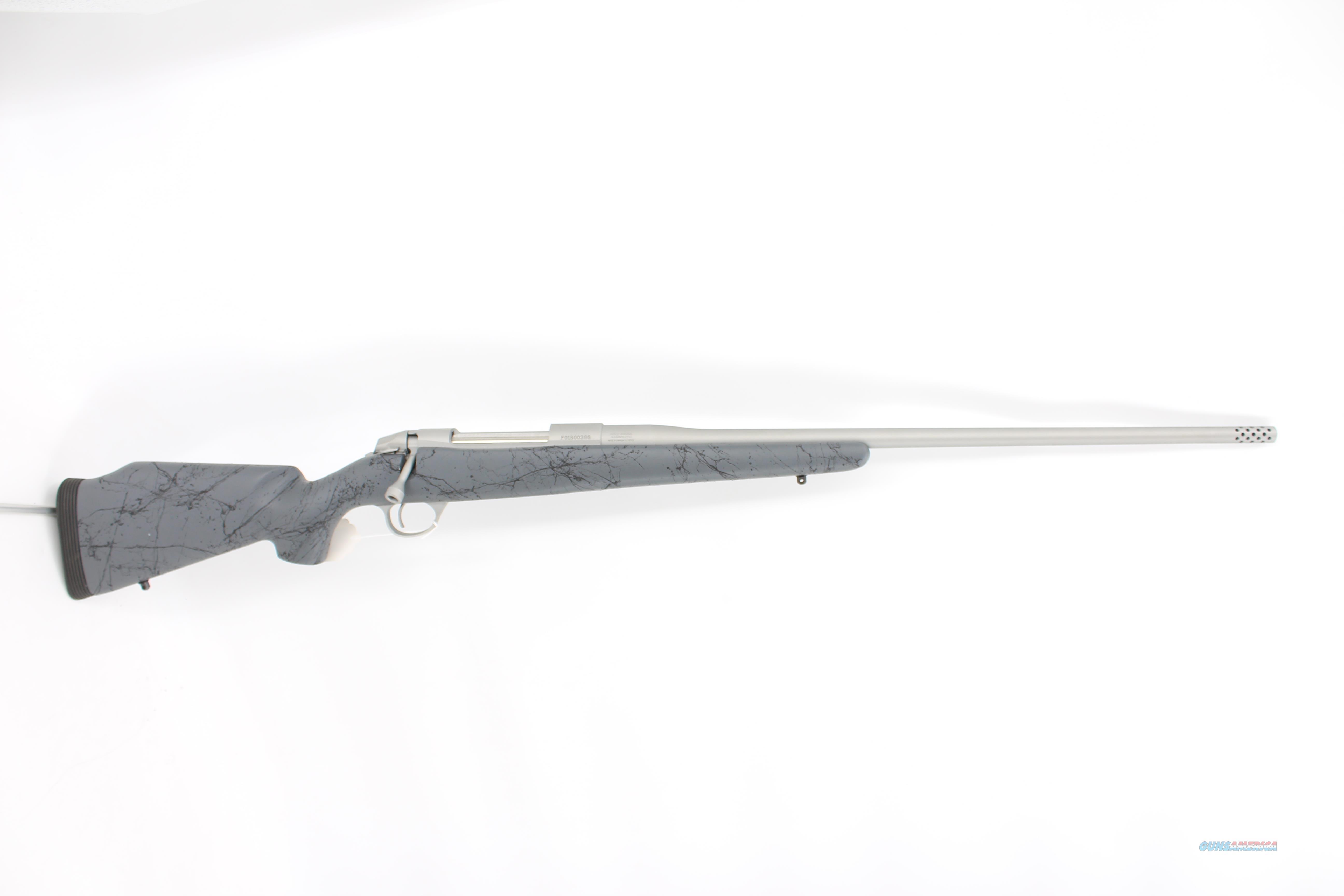 USED Fierce Fury 7mm Rem Mag FREE SHIP NO CC FEES!  Guns > Rifles > F Misc Rifles