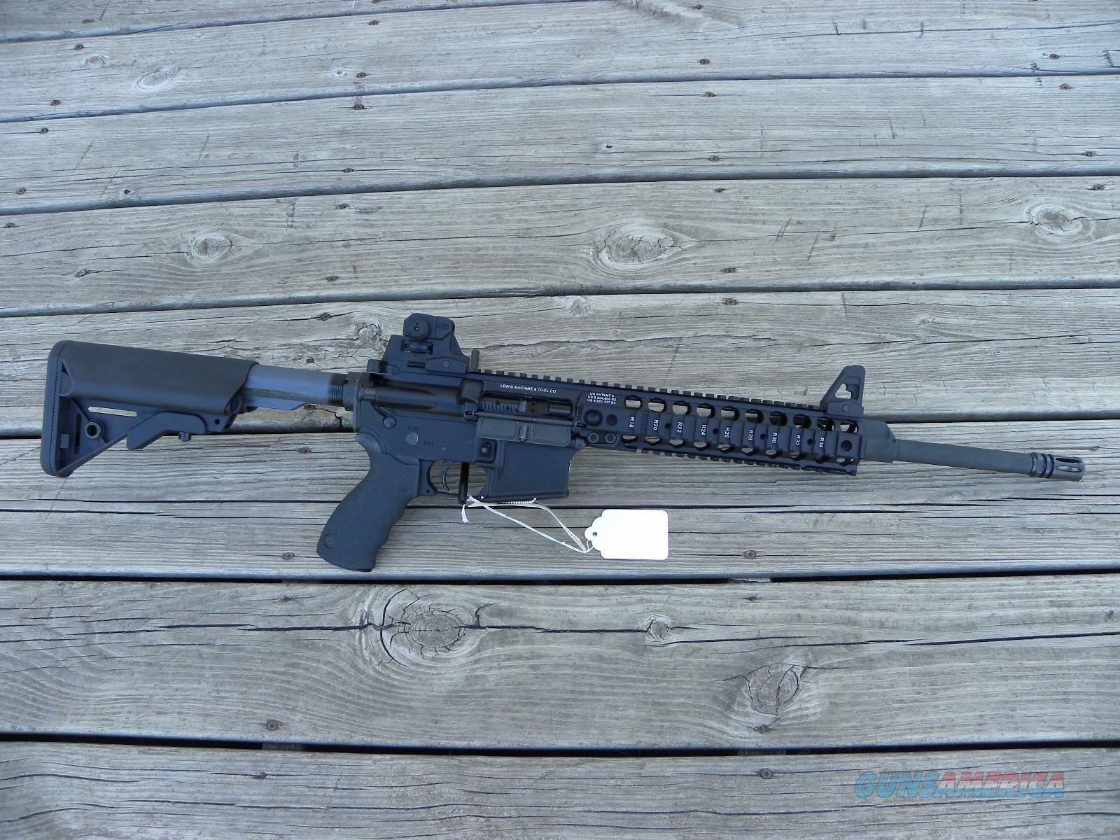 "NIB LMT CQB16 16"" 5.56 30+1 Tactical Carbine  Guns > Rifles > L Misc Rifles"