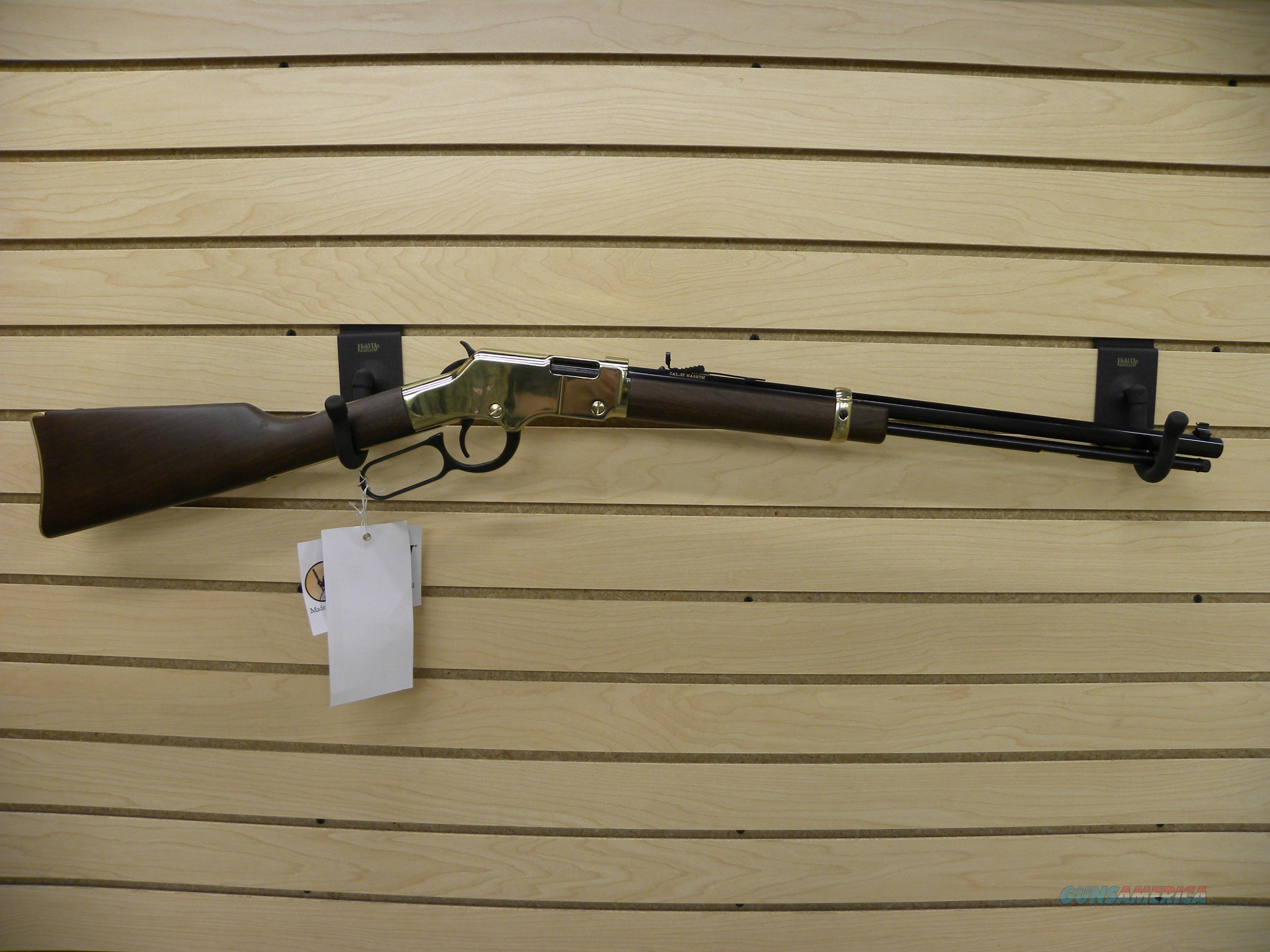 Henry Golden Boy .22mag  Guns > Rifles > Henry Rifle Company