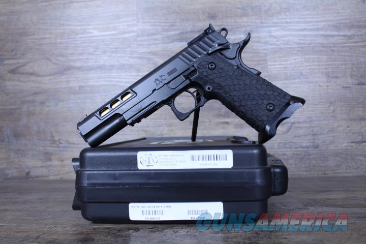 "NIB STI DVC 3-Gun 9mm 5.4"" 20+1 FREE SHIP NO CC FEE  Guns > Pistols > STI Pistols"