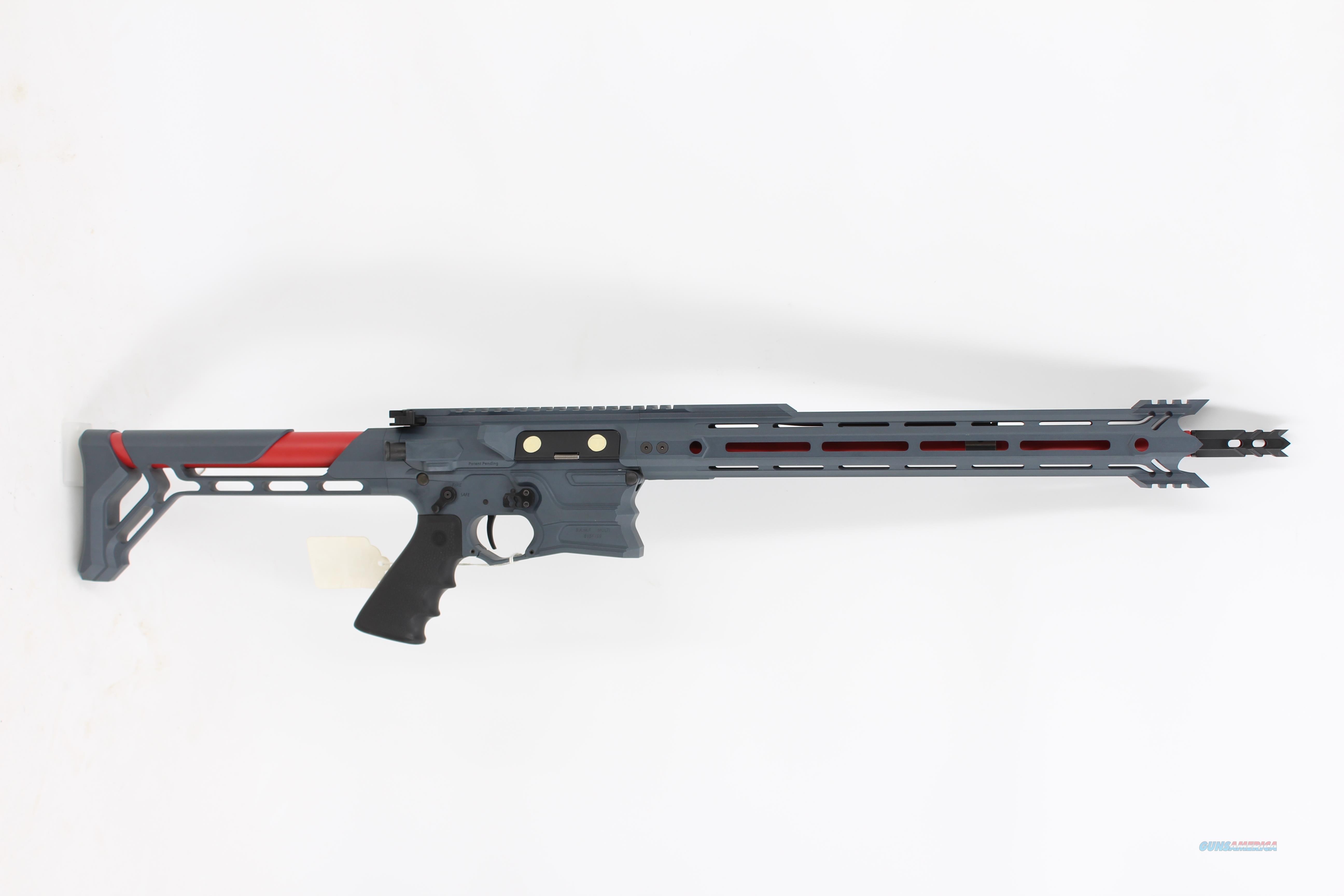 "Cobalt Kinetics B.A.M.F. Edge 223 16"" Cobalt/Red  Guns > Rifles > C Misc Rifles"