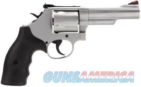 "NIB Smith and Wesson M69 .44 Mag 5 Shot 4"" 162069  Guns > Pistols > Smith & Wesson Revolvers > Med. Frame ( K/L )"
