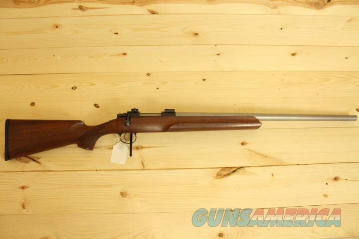 "Used Cooper Model 21 Varminter 20Tac 24"" Muzzle threaded  Guns > Rifles > Cooper Arms Rifles"