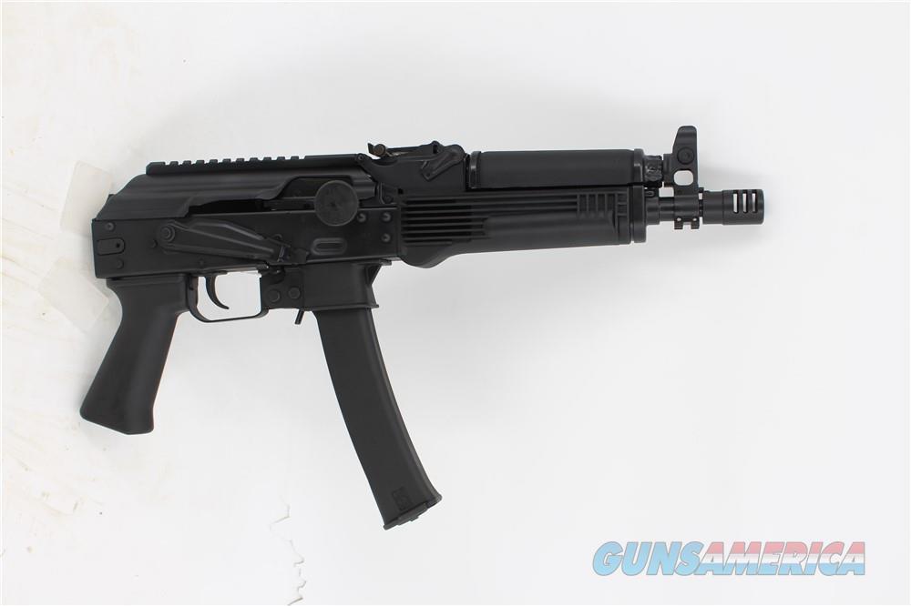 "Kalashnikov USA, KP-9, Semi-automatic, 9MM, 9.25"" Barrel  Guns > Pistols > O Misc Pistols"