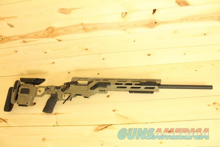 "TS Customs Rem700 6.5 Creedmoor 24"" Bareled Action  Guns > Rifles > Remington Rifles - Modern > Model 700 > Tactical"
