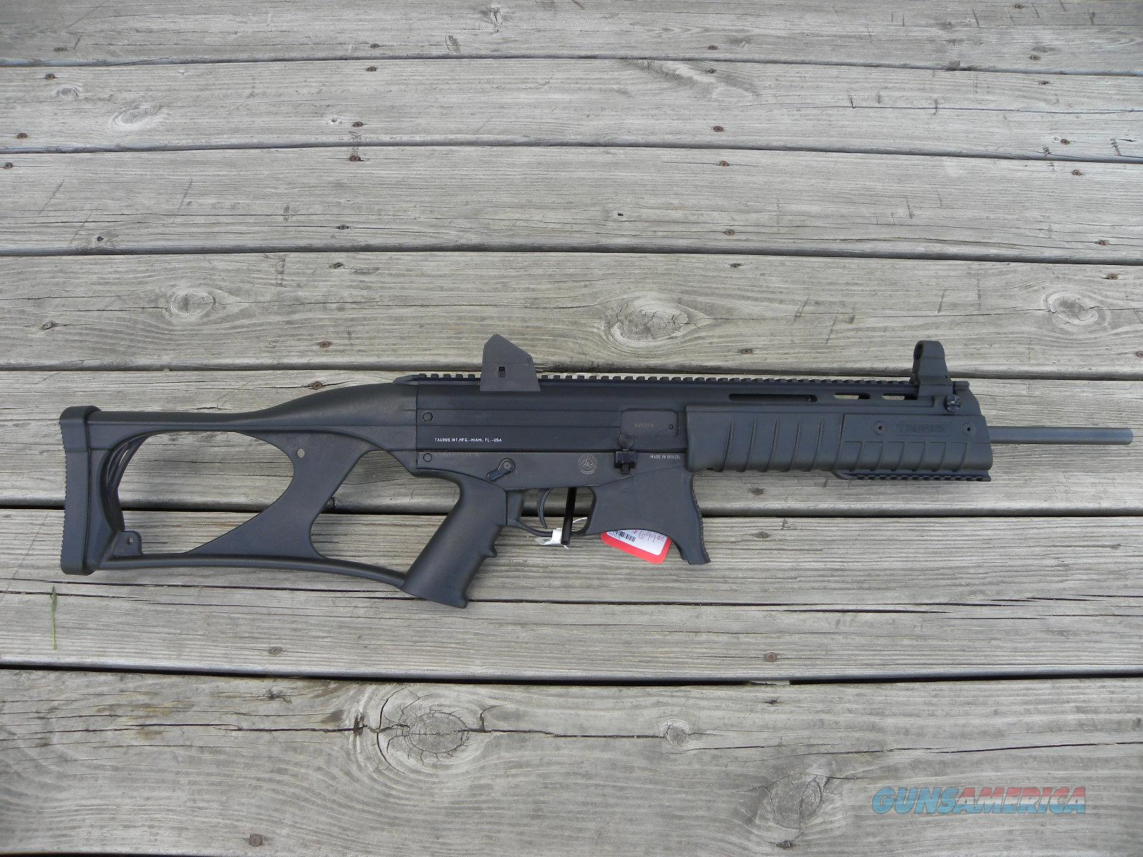 Taurus CTG2 .40 Carbine 10+1 Sights Included  Guns > Rifles > Taurus Rifles