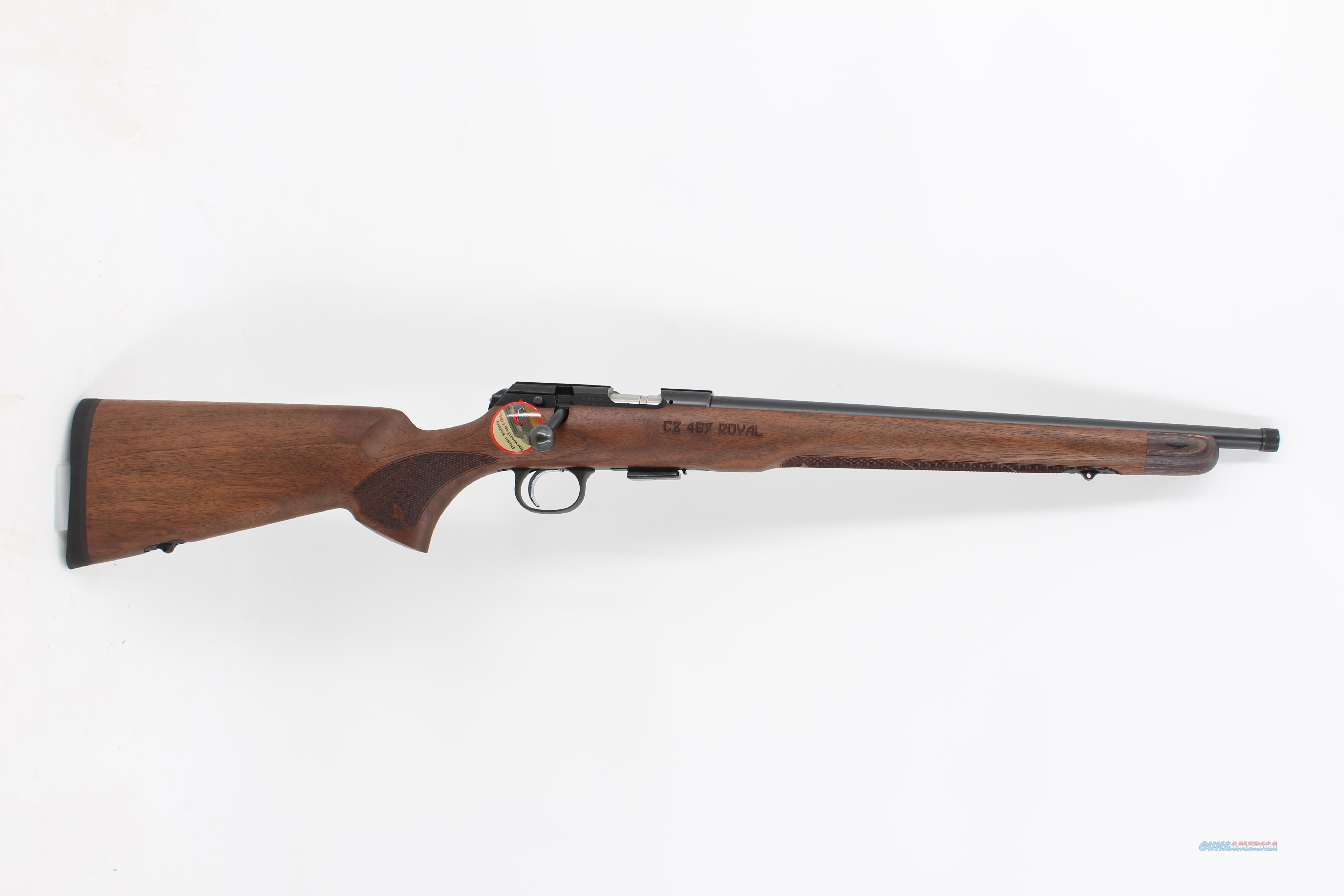 "CZ NIB 457 Royal 16"" Threaded Barrel  Guns > Rifles > CZ Rifles"
