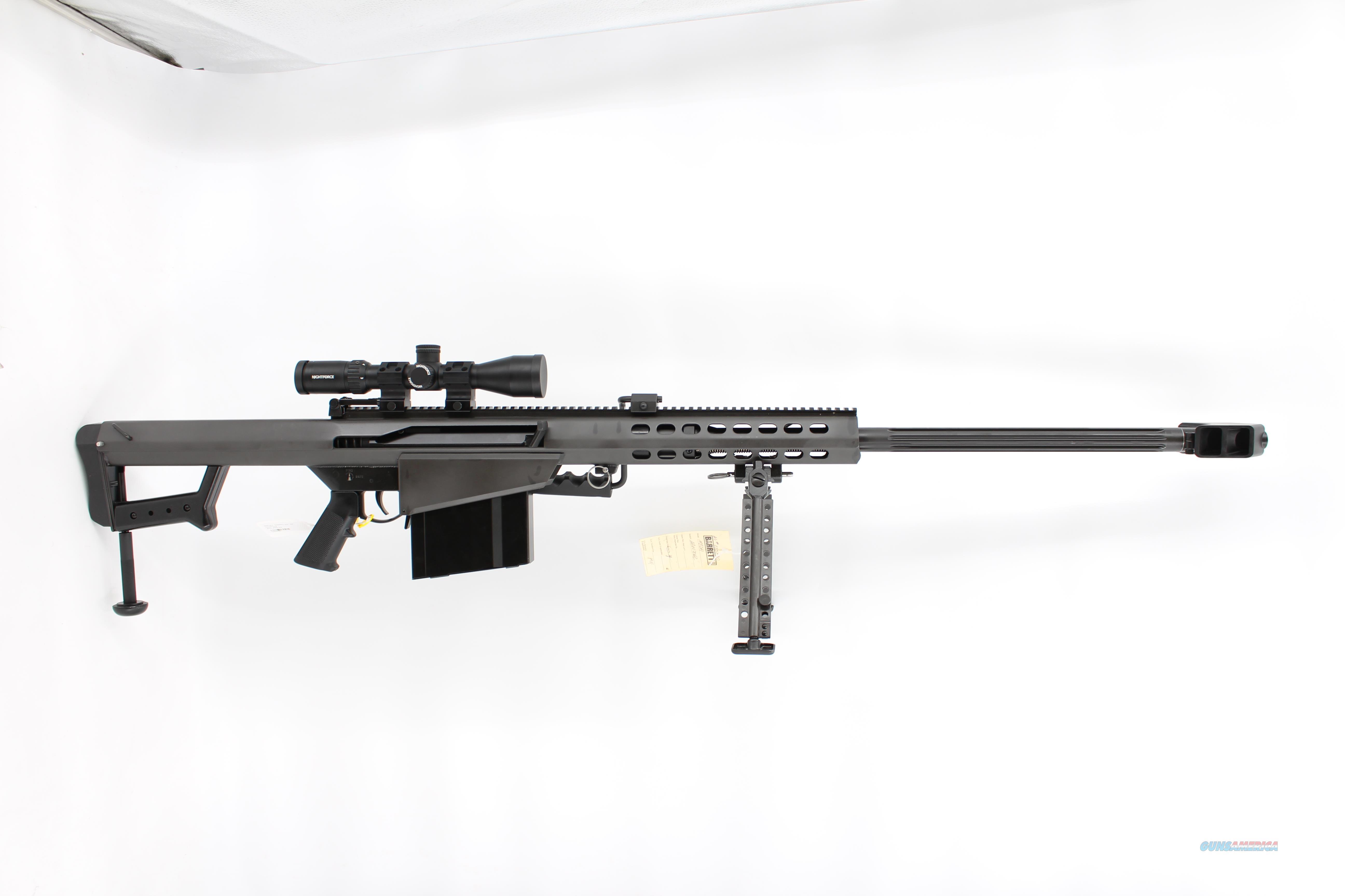 """Barrett Model 82A1 50BMG 29"""" FREE SHIP  Guns > Rifles > Barrett Rifles"""