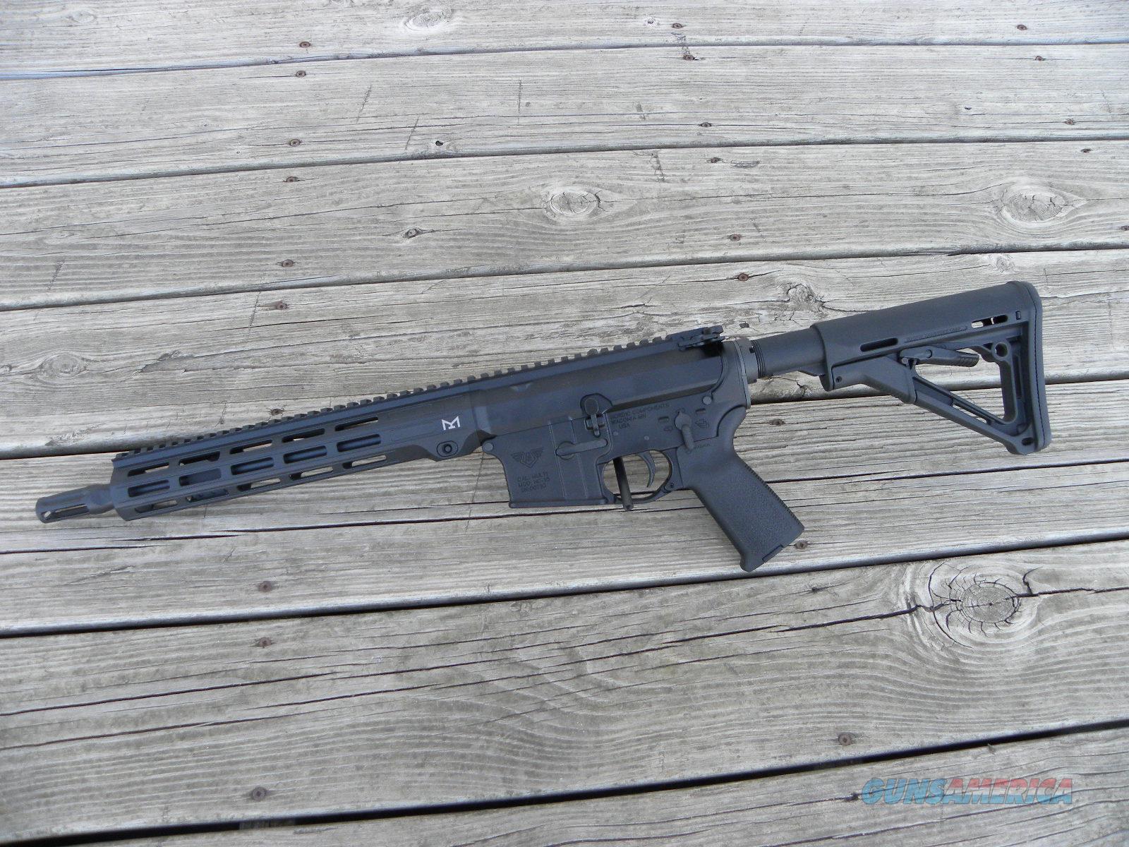 "Nordic Components NC15 SBR 11.5"" MLOK  Guns > Rifles > MN Misc Rifles"