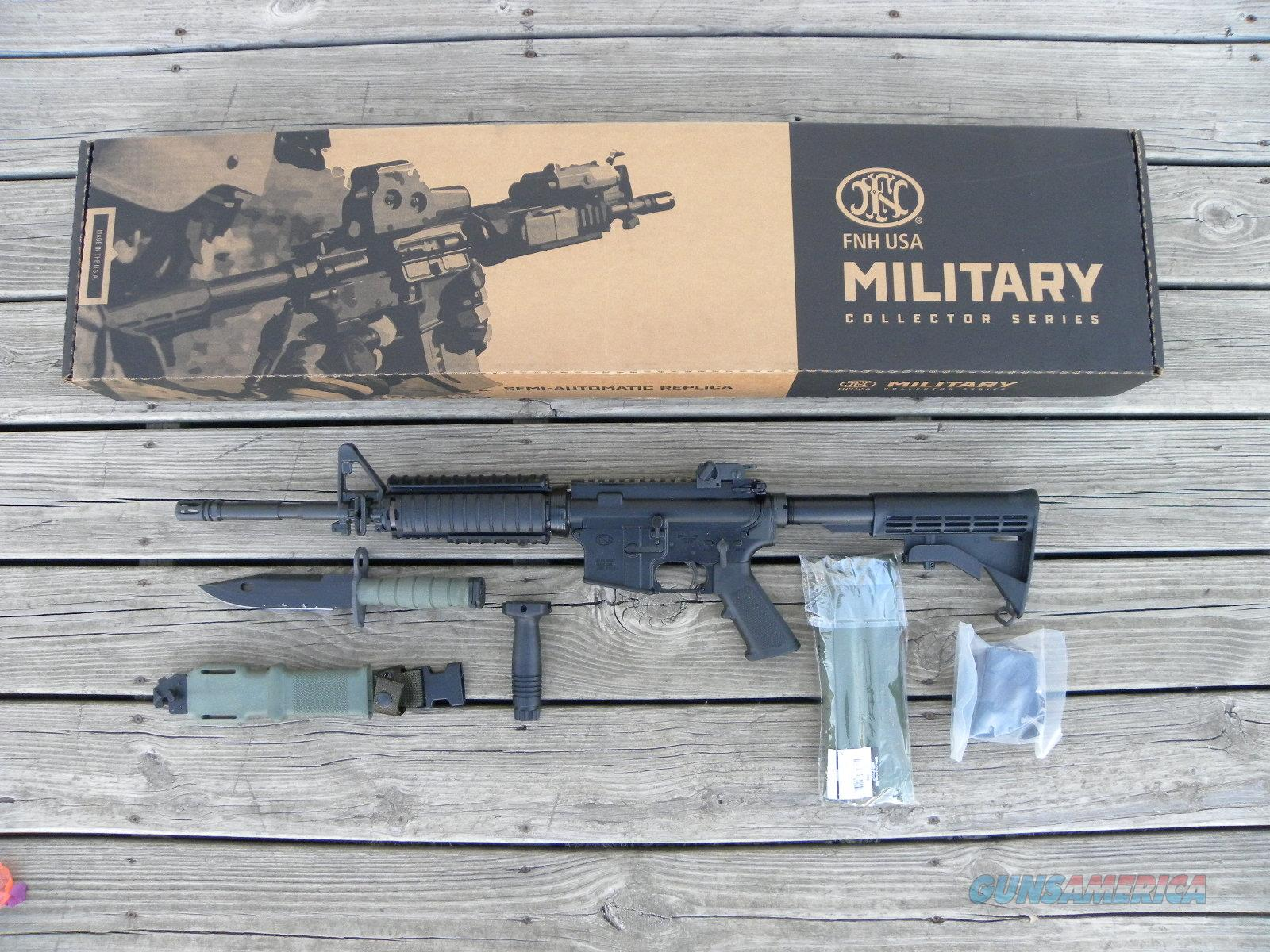 """*NEW* FNH Military Collector M4 14.7"""" 36318-01  Guns > Rifles > FNH - Fabrique Nationale (FN) Rifles > Semi-auto > Other"""