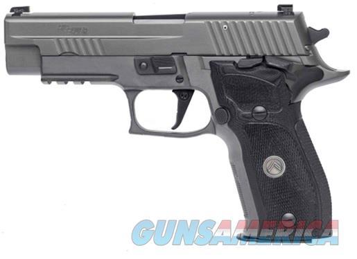 Sig Sauer 9mm P226 Legion SAO E26R-9-LEGION-SAO  Guns > Pistols > Sig - Sauer/Sigarms Pistols > P226