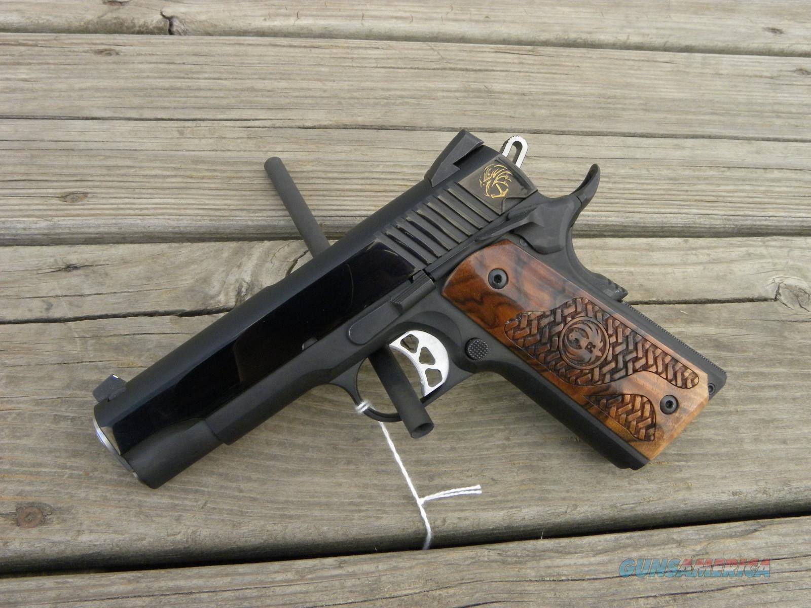 Ruger SR1911 Navy SEAL TALO .45acp 45   Guns > Pistols > Ruger Semi-Auto Pistols > P-Series