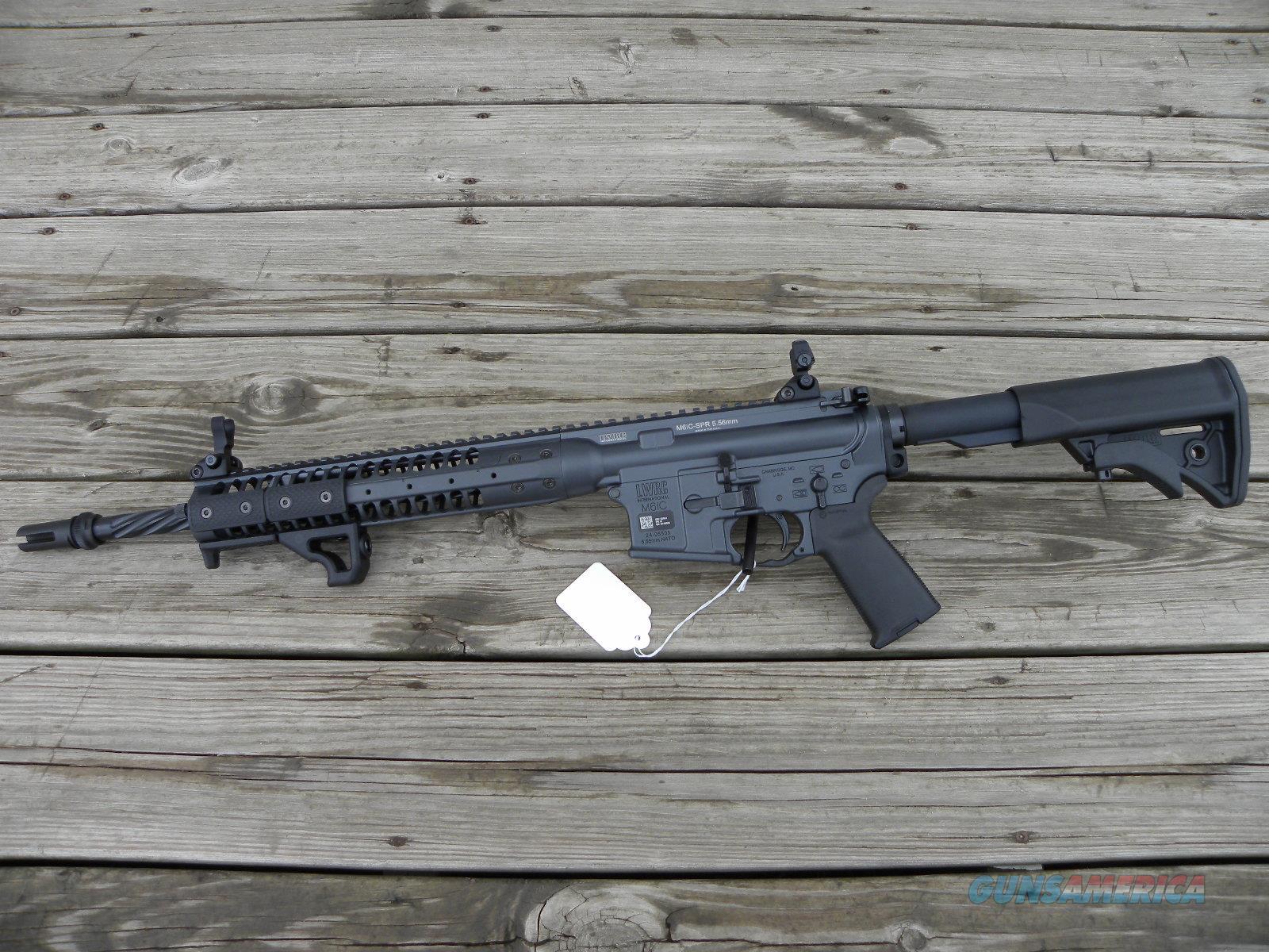 LWRC Limited Edition 5.56 Grey IC Piston 1of200  Guns > Rifles > L Misc Rifles