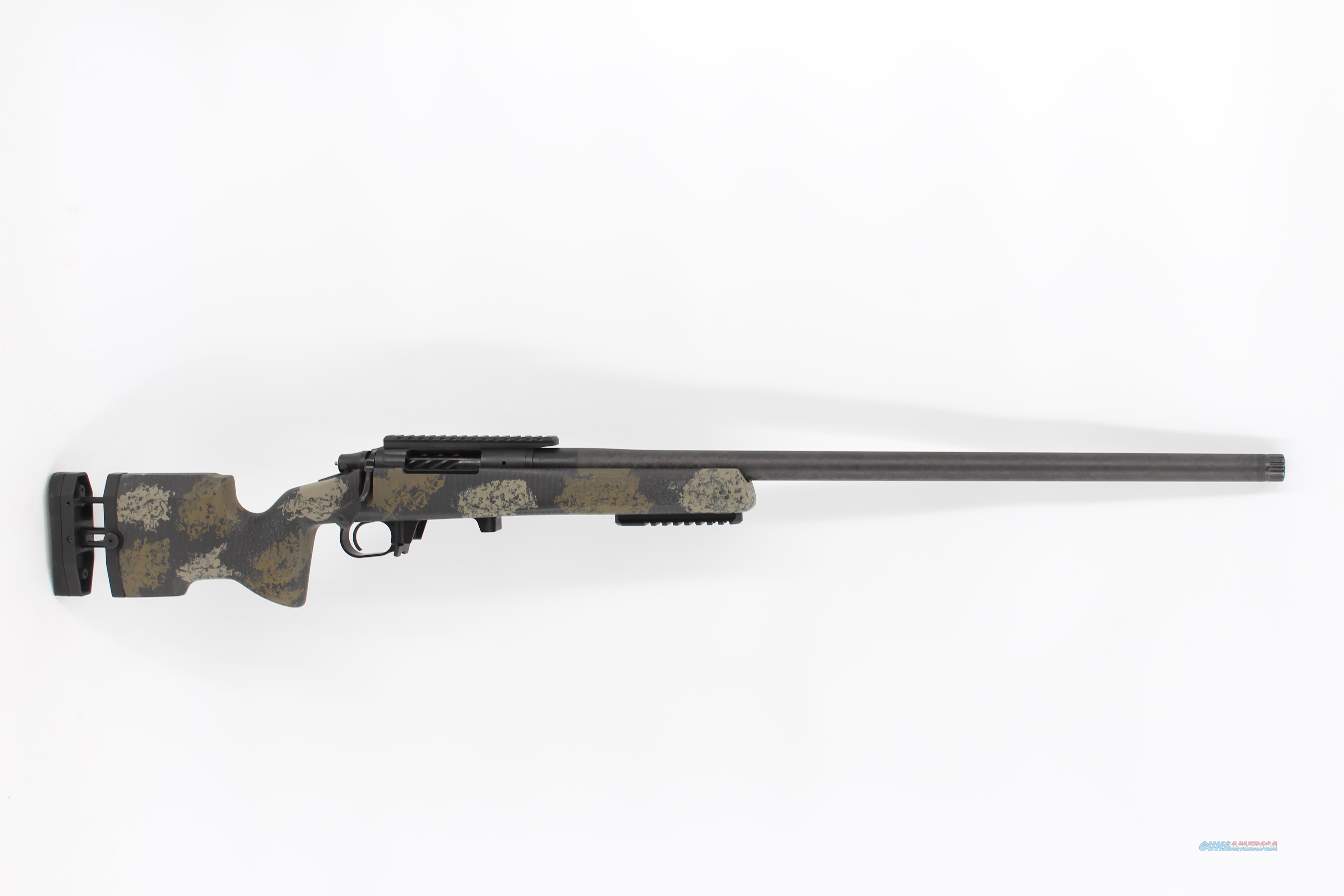 TS Customs Mack Bros Evo Titanium 6.5 PRC Proof Research  Guns > Rifles > MN Misc Rifles