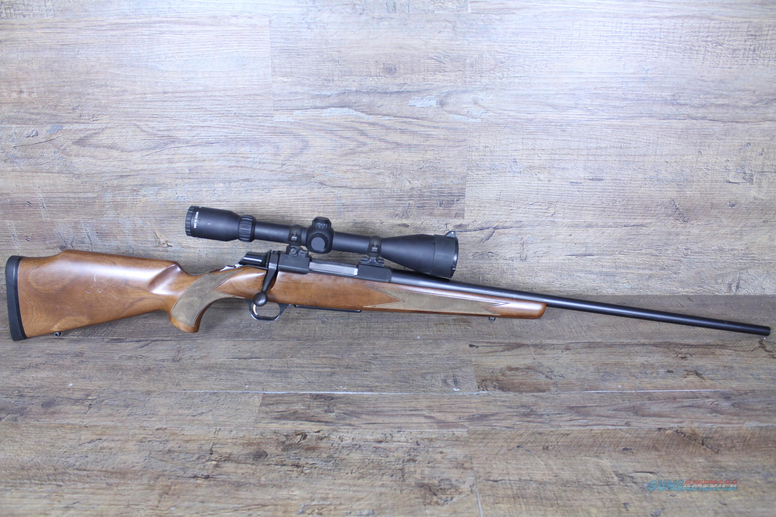 "Browning A-Bolt .270WSM w/ Burris 3-12 23"" 84% Great Hunting Rifle. Perfect Setup. Priced Right  Guns > Rifles > Browning Rifles > Bolt Action > Hunting > Blue"