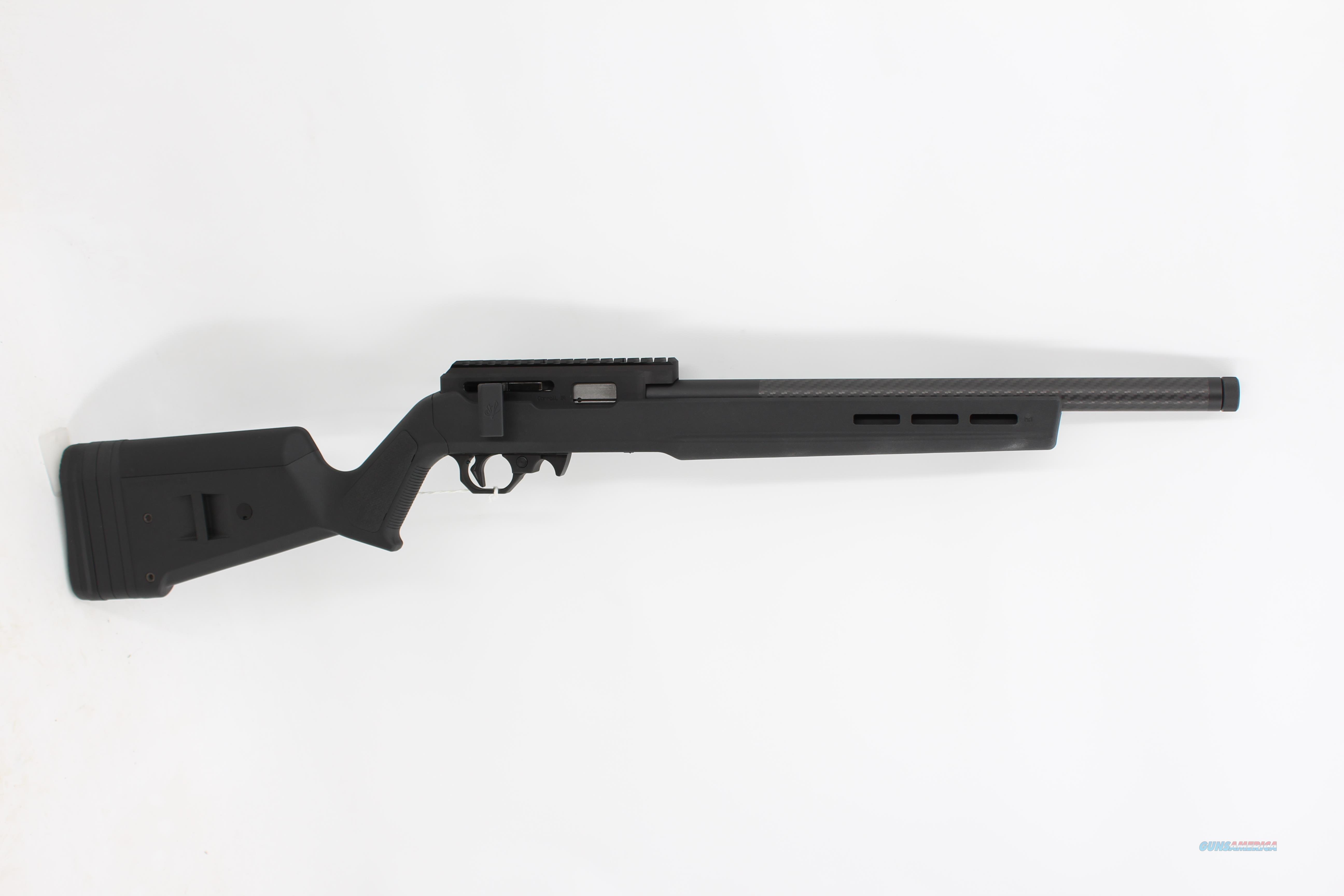 Volquartsen Summit Rifle 22LR Carbon barrel Magpul Stock  Guns > Rifles > Volquartsen
