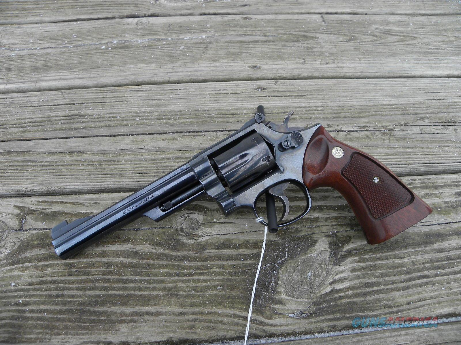 "USED S&W 19-4 .357 5"" Very Nice *AMAZING trigger*  Guns > Pistols > Smith & Wesson Revolvers > Med. Frame ( K/L )"
