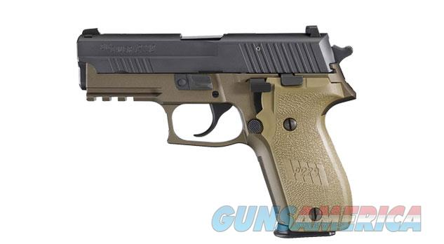 "Sig Sauer P229 R Combat FDE 3.9"" 15+1 E29R-9-CBT  Guns > Pistols > Sig - Sauer/Sigarms Pistols > P229"
